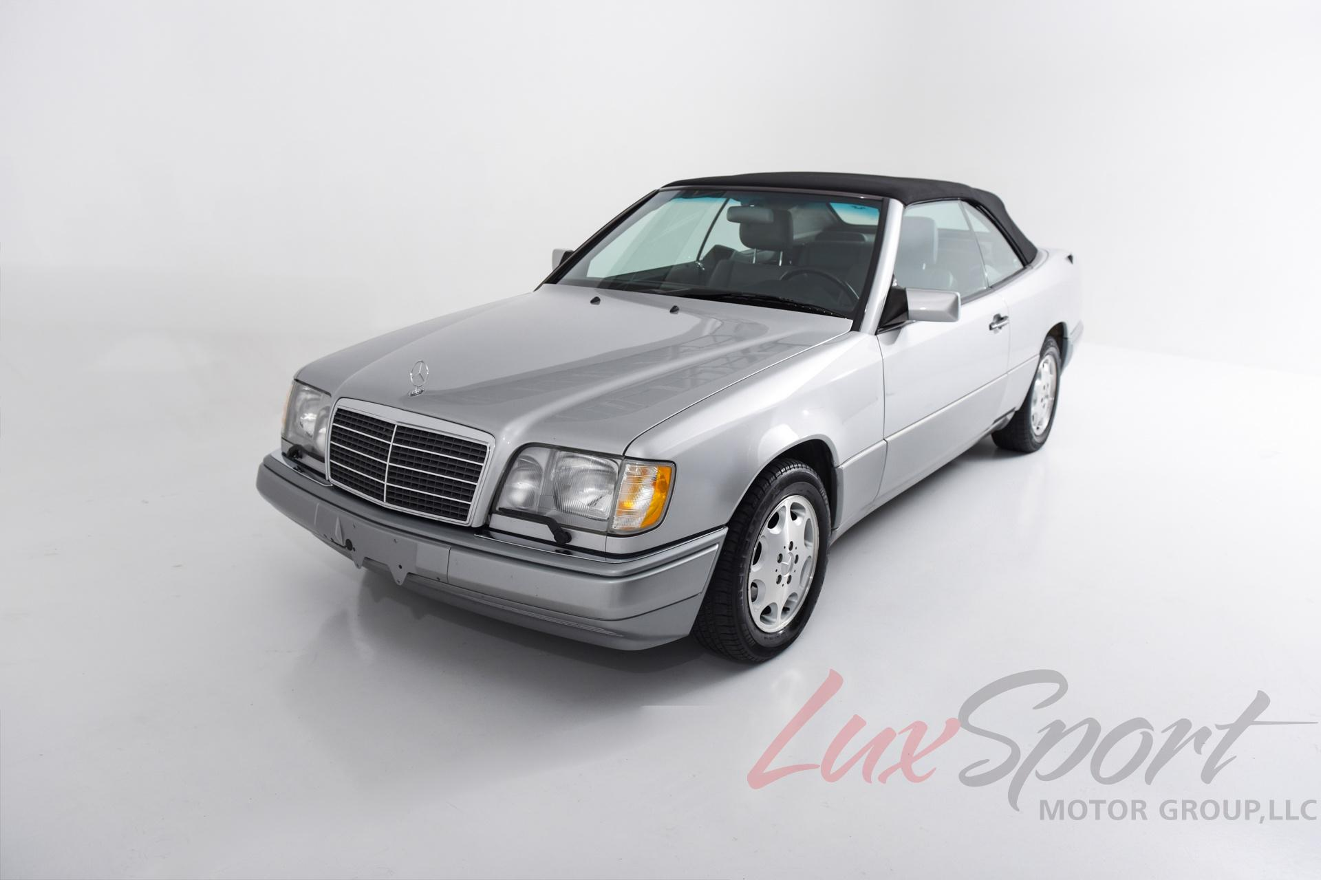 1995 mercedes benz e320 cabriolet e320 stock 1995110 for for Mercedes benz for sale ny