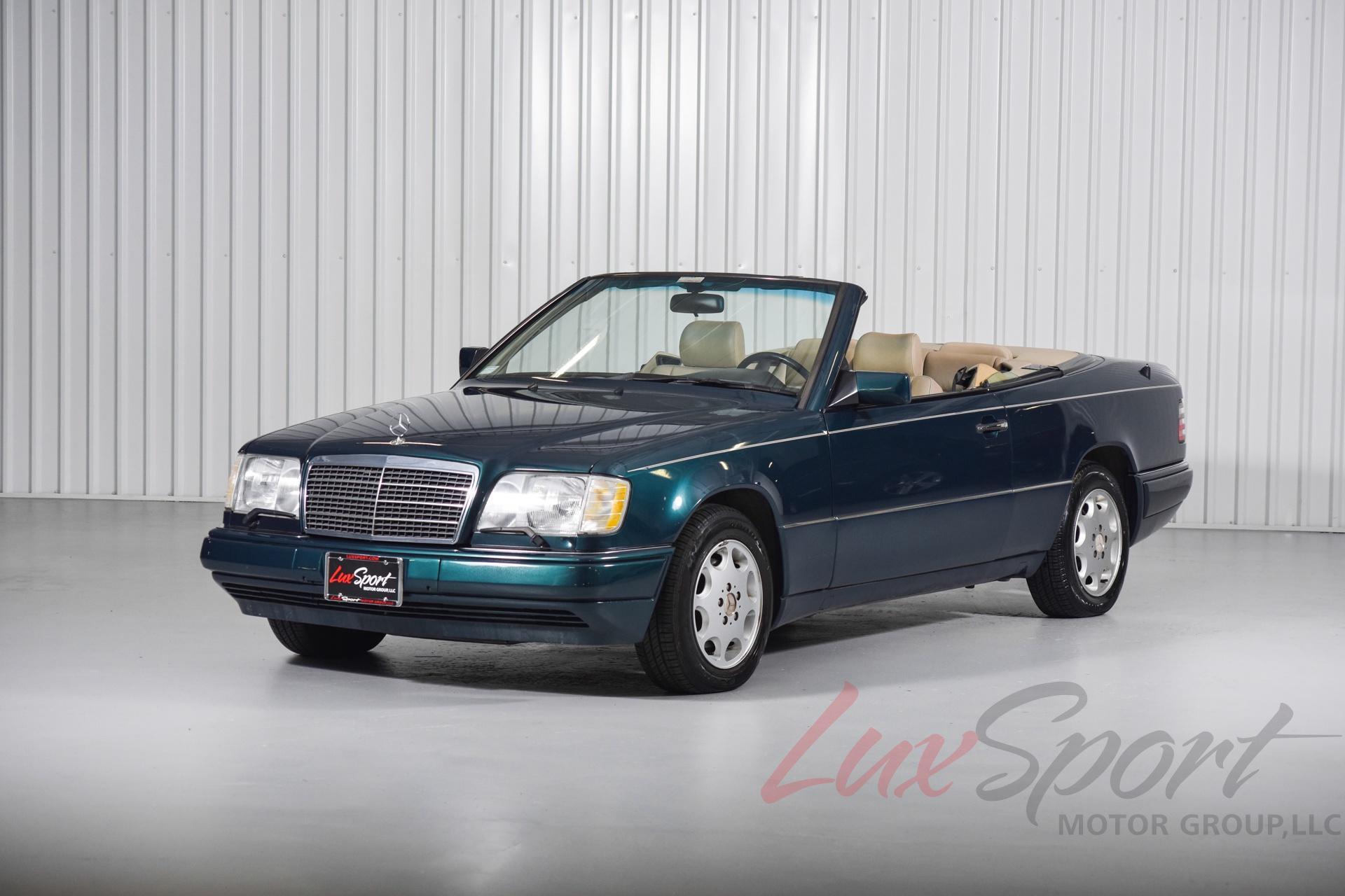 1994 mercedes benz e320 cabriolet for 1994 mercedes benz