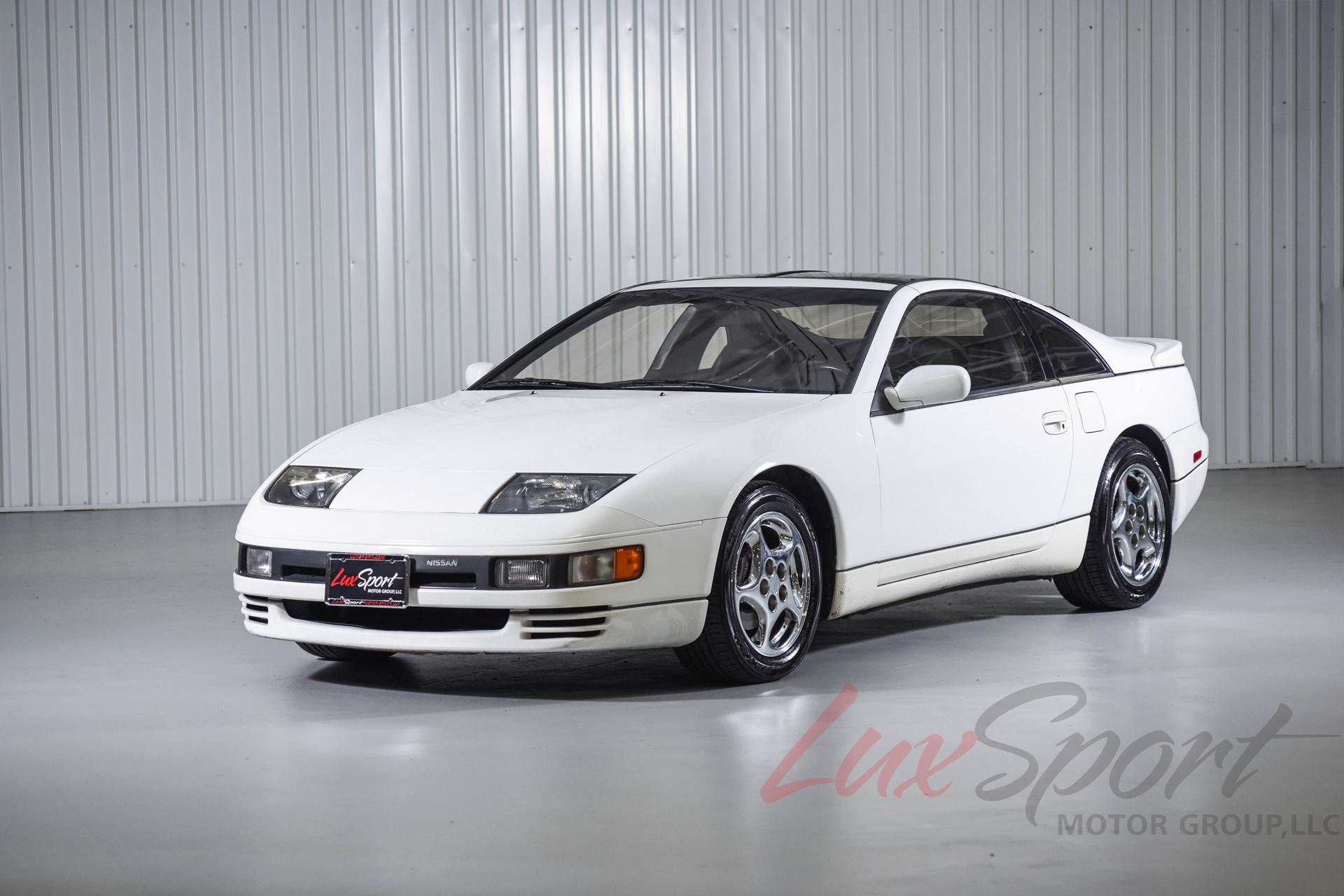 1990 nissan 300zx turbo coupe 2 door ebay. Black Bedroom Furniture Sets. Home Design Ideas