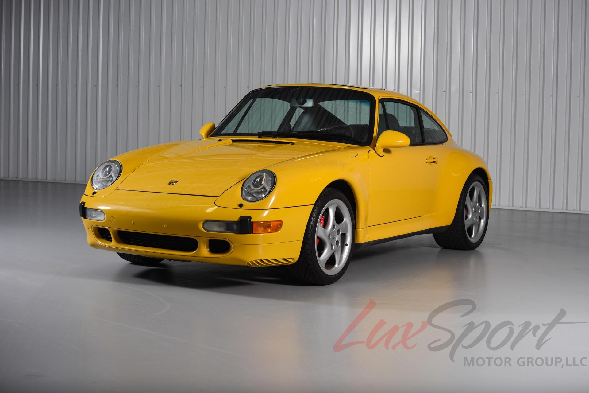 1996 porsche 993 carrera 4s coupe carrera 4s. Black Bedroom Furniture Sets. Home Design Ideas