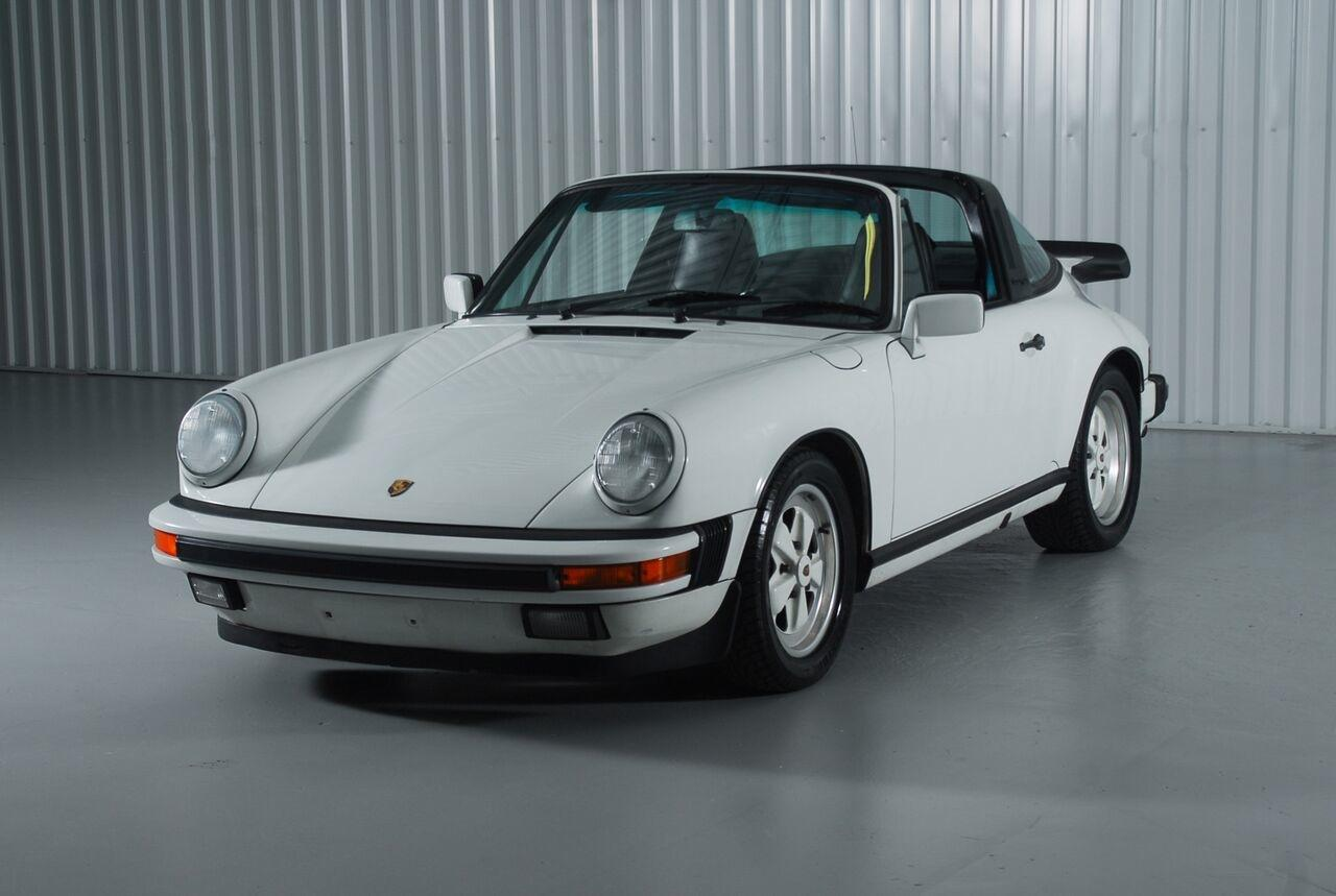1987 porsche 911 carrera targa carrera stock 1987132 for