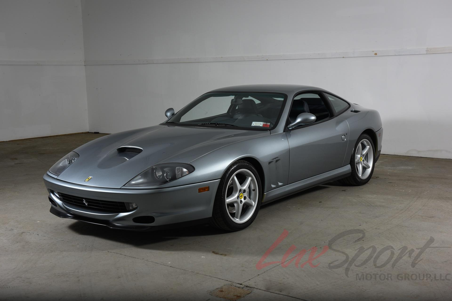 2001 ferrari 550 maranello coupe maranello. Black Bedroom Furniture Sets. Home Design Ideas
