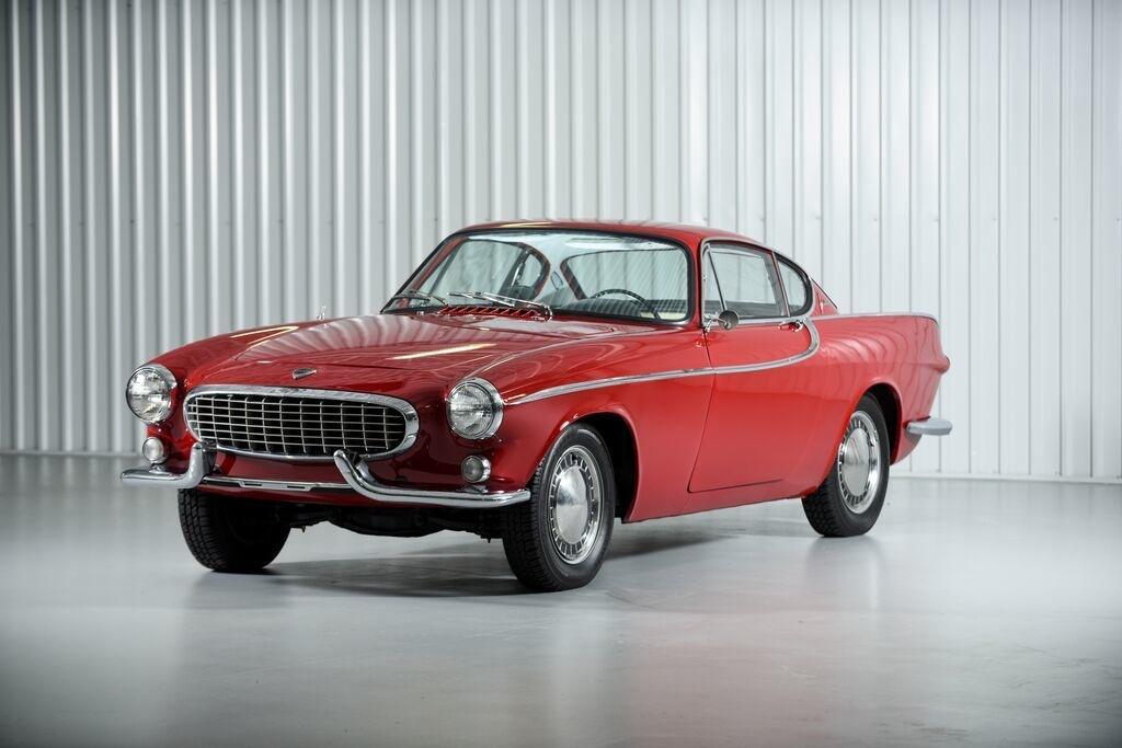 1961 Volvo P1800 Coupe