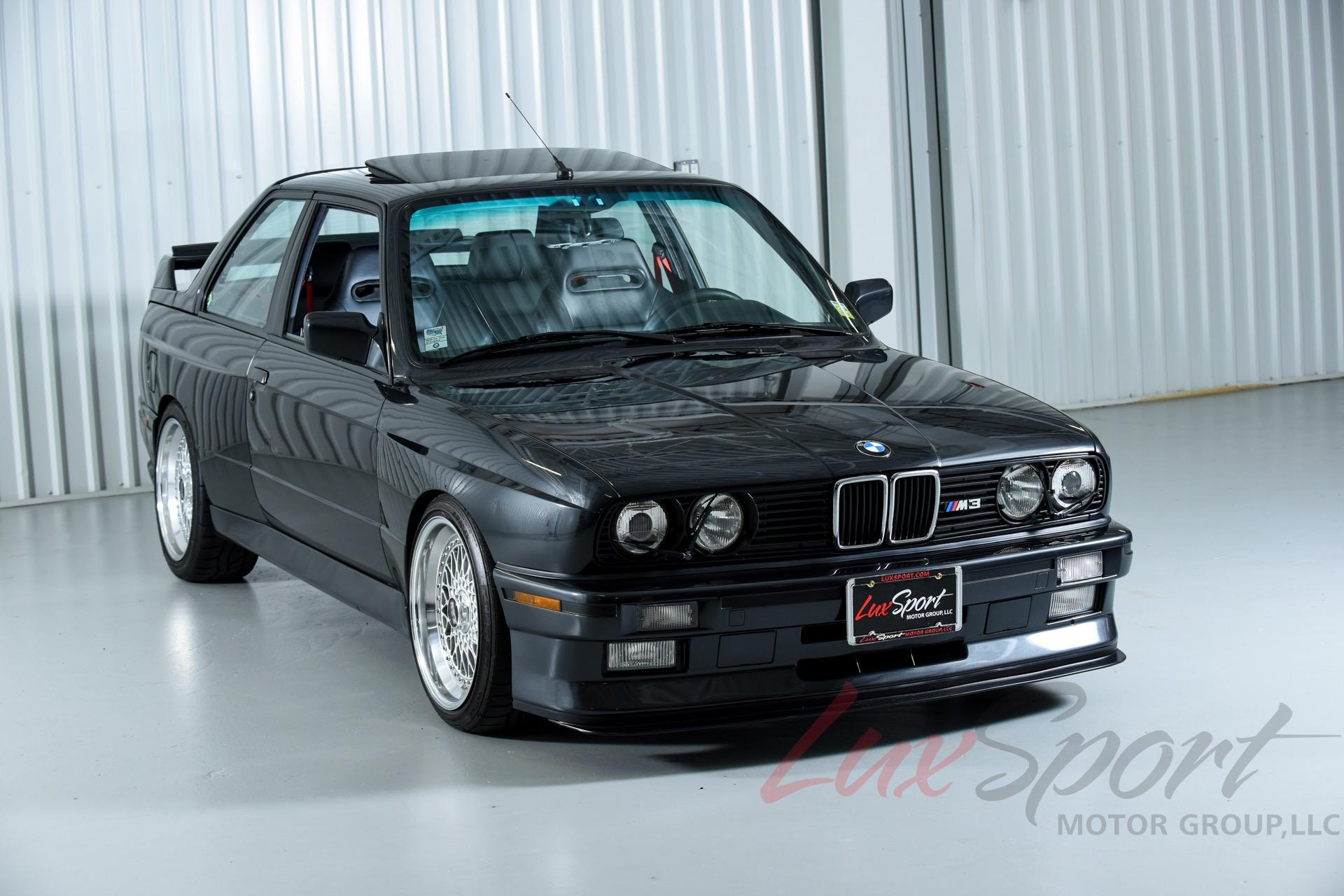 1988 bmw e30 m3 coupe stock 1988150a for sale near new hyde park ny ny bmw dealer. Black Bedroom Furniture Sets. Home Design Ideas