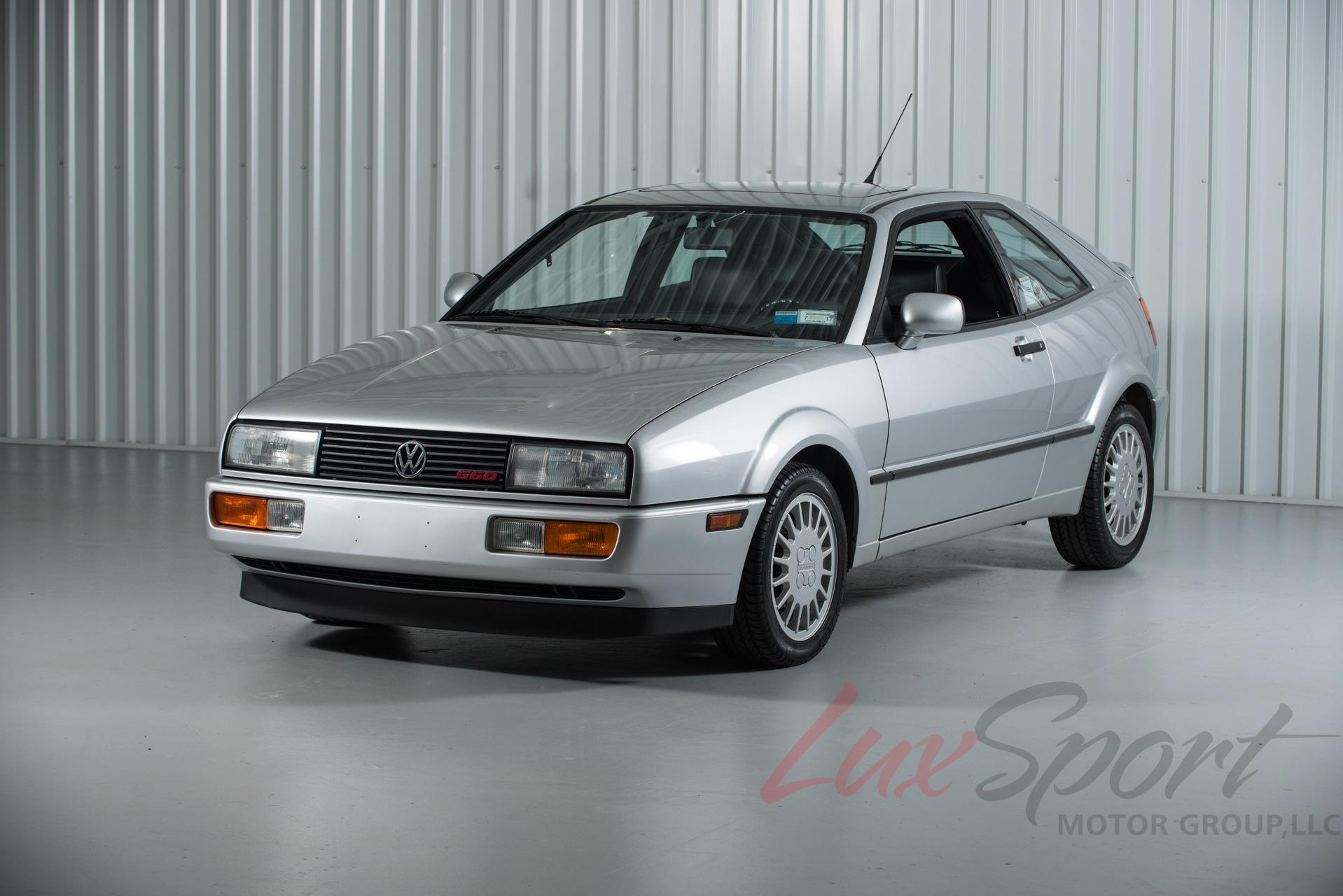 1990 volkswagen corrado g60 coupe. Black Bedroom Furniture Sets. Home Design Ideas