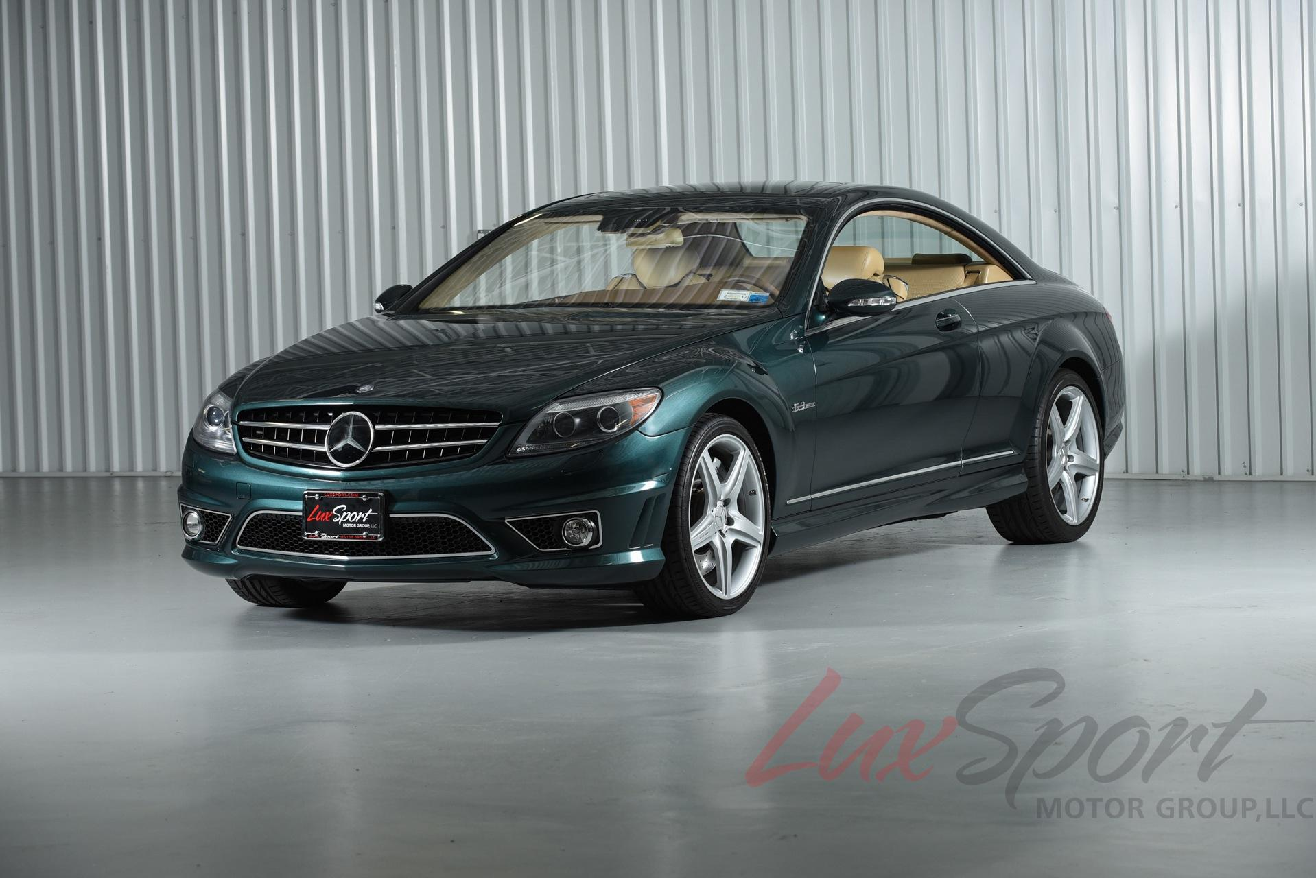 Used 2008 Mercedes-Benz CL63 AMG Coupe CL63 AMG | New Hyde Park, NY