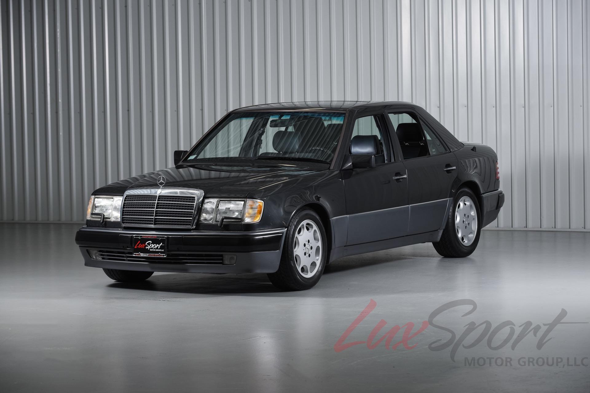1993 mercedes benz 500e seadan 500 e for Mercedes benz 500e
