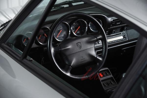 Used 1997 Porsche 993 Carrera 2S Coupe    New Hyde Park, NY