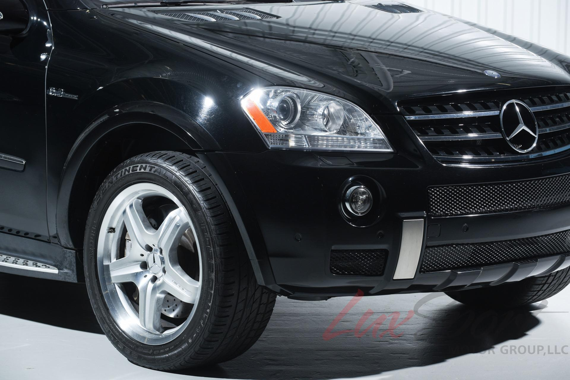 Used 2007 Mercedes-Benz ML63 AMG ML 63 AMG | New Hyde Park, NY