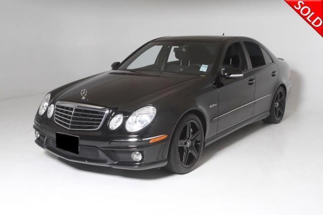 2008 mercedes benz e63 amg e63 amg stock 56789 for sale for Mercedes benz e63 price