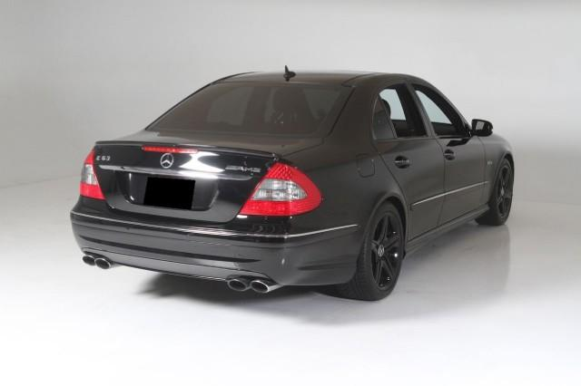 2008 mercedes benz e63 amg e63 amg stock 56789 for sale. Black Bedroom Furniture Sets. Home Design Ideas