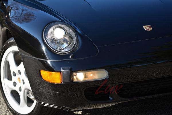 Used 1998 Porsche 993 Carrera S | Syosset, NY