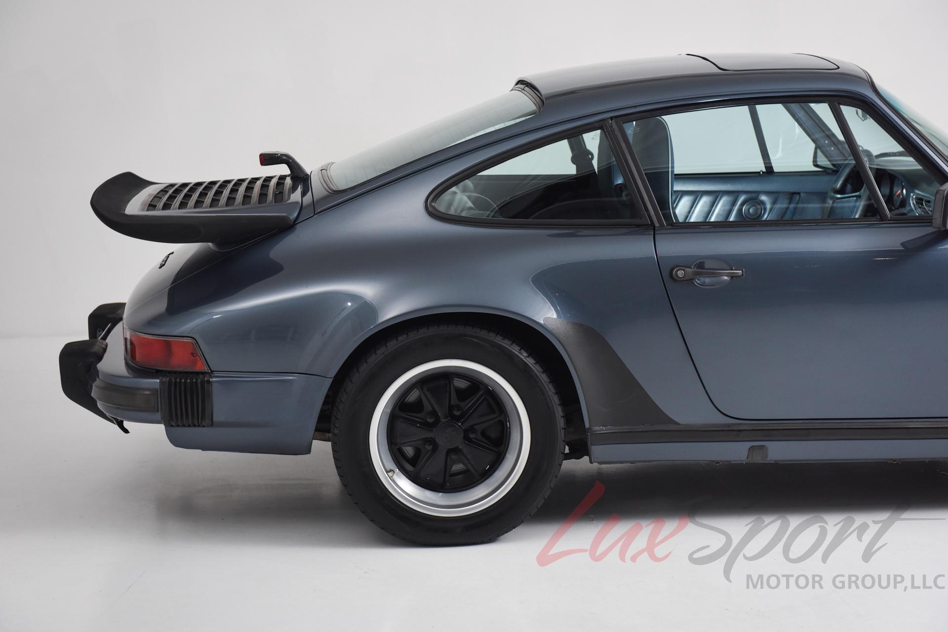 1987 Porsche 911 Carrera Coupe Carrera Stock 1987107 For