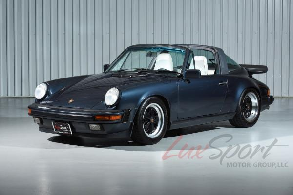 Used 1987 Porsche 911 Carrera Targa  | New Hyde Park, NY