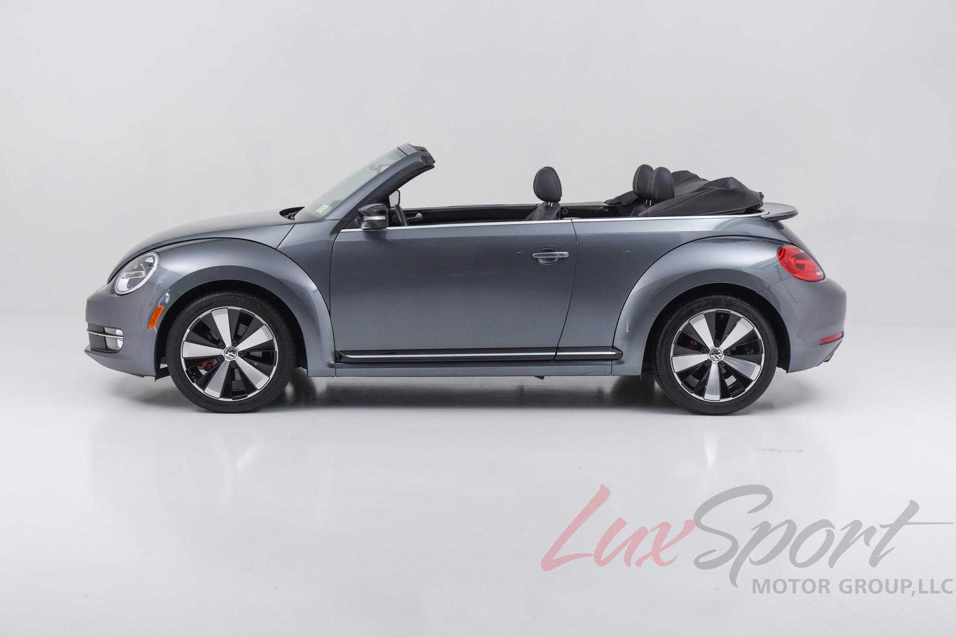 2013 volkswagen beetle convertible turbo pzev stock 2014810966 for sale near new hyde park ny. Black Bedroom Furniture Sets. Home Design Ideas
