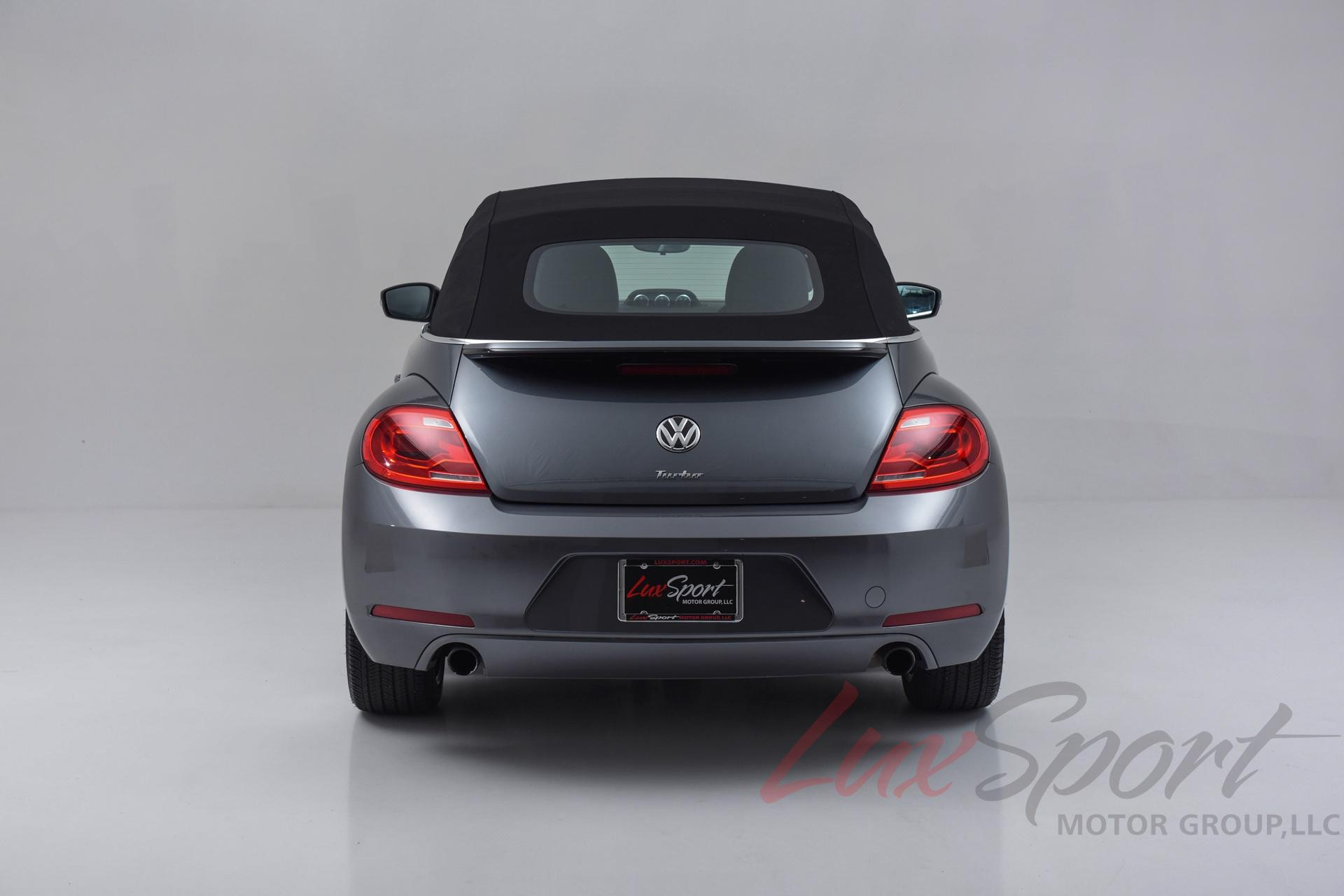 Used 2013 Volkswagen Beetle Convertible Turbo PZEV | New Hyde Park, NY