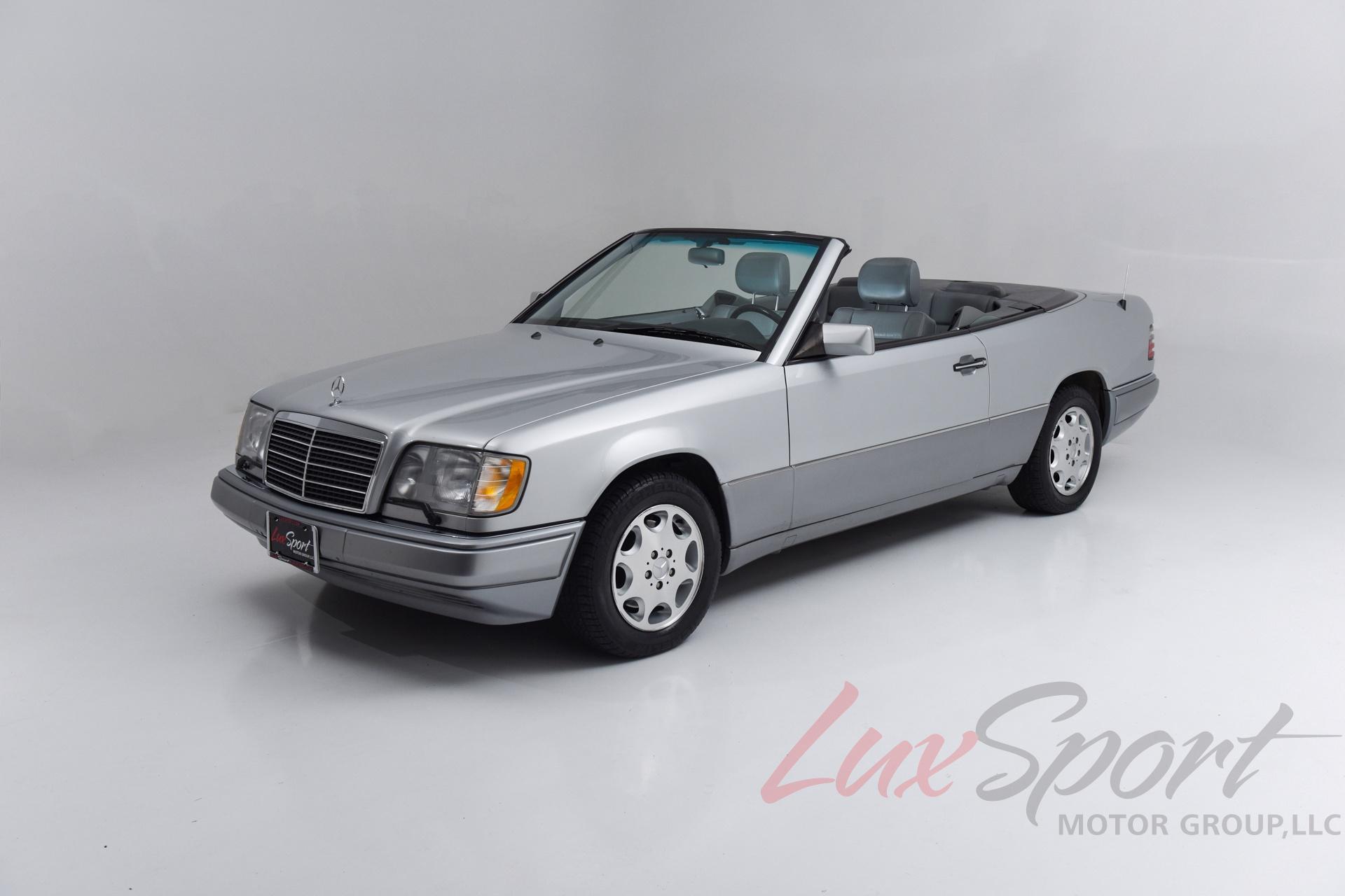 1995 mercedes benz e320 cabriolet e320 stock 1995110 for for Mercedes benz stock