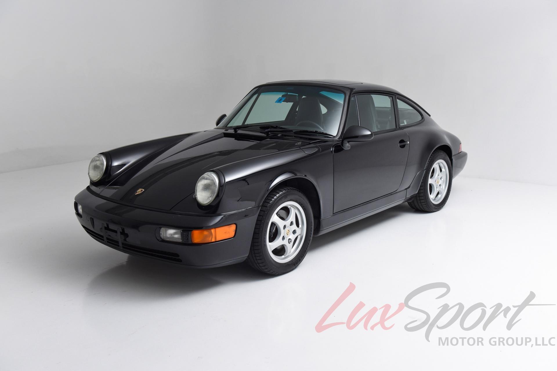 Used 1992 Porsche 964 Carrera 4 Coupe New Hyde Park Ny