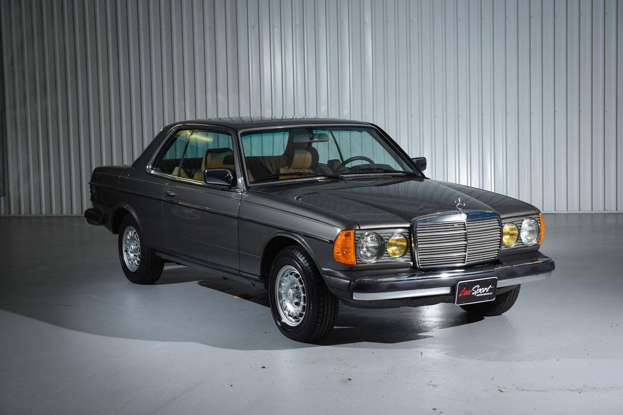 1985 mercedes benz 300cd coupe 300cd stock 1985101 for for 1985 mercedes benz