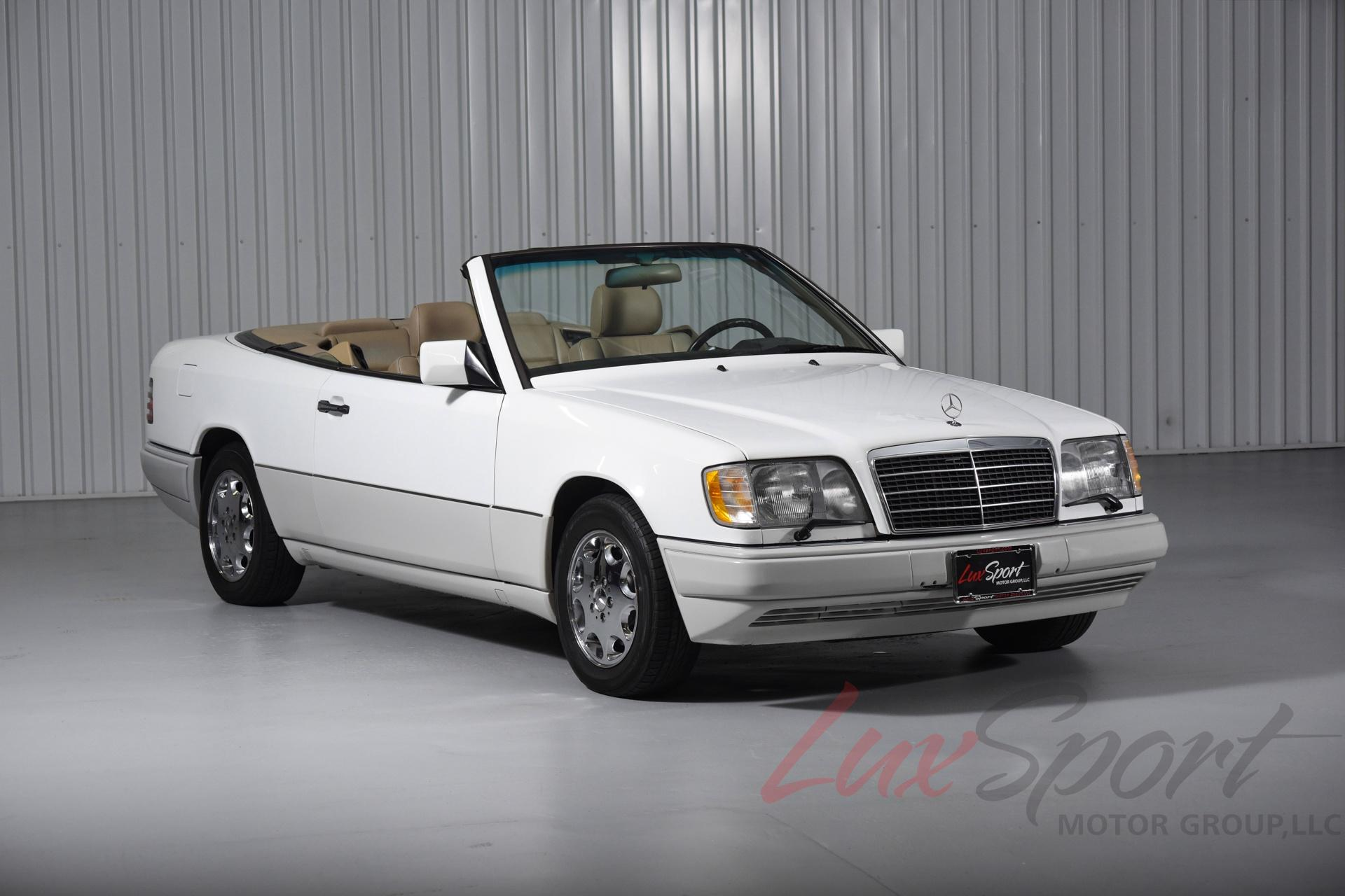 1995 mercedes benz e320 cabriolet e320 stock 1995124 for for Mercedes benz for sale ny