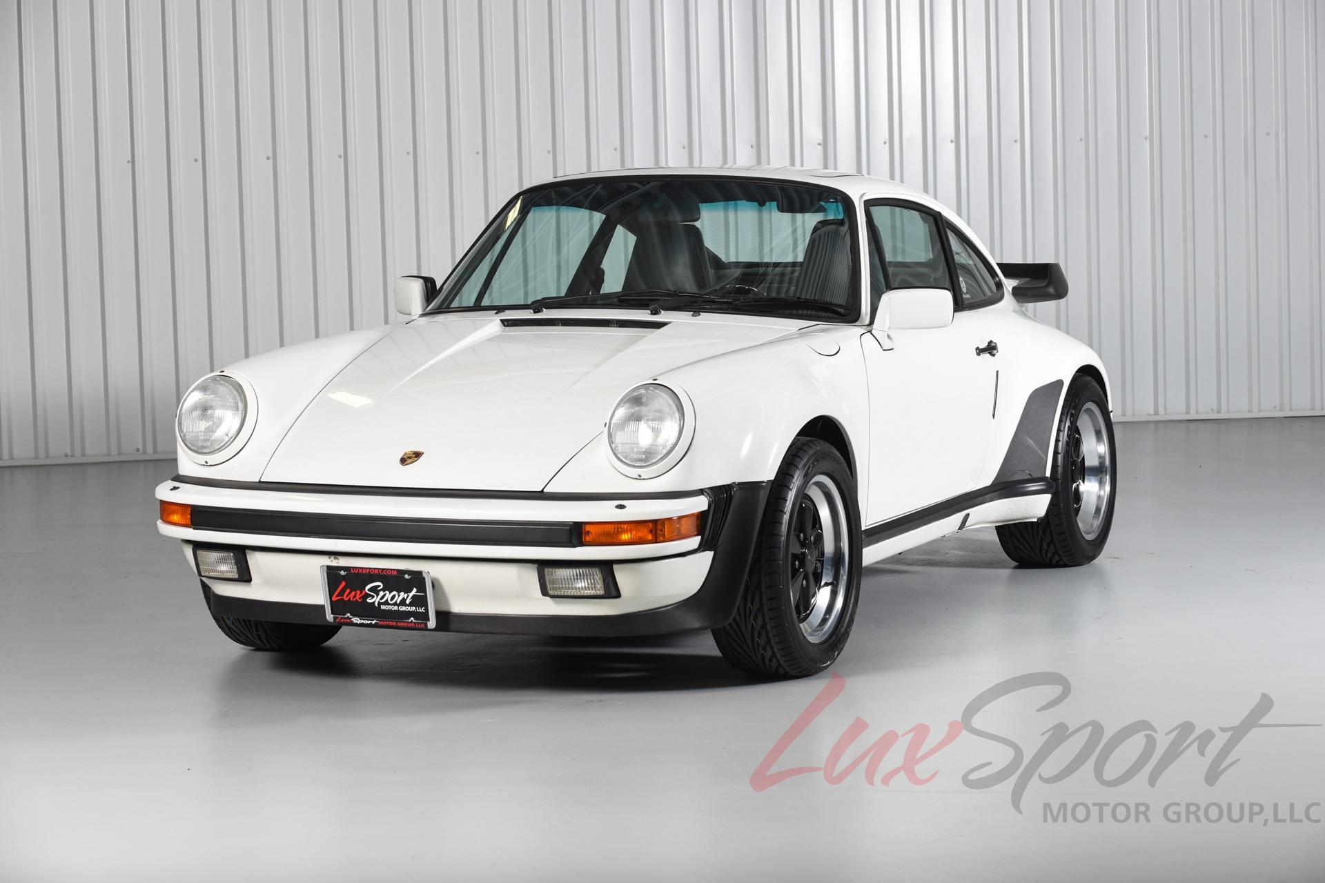 1989 Porsche 930 Turbo Coupe Carrera Turbo Stock 1989125 For Sale Near Syosset Ny Ny Porsche Dealer