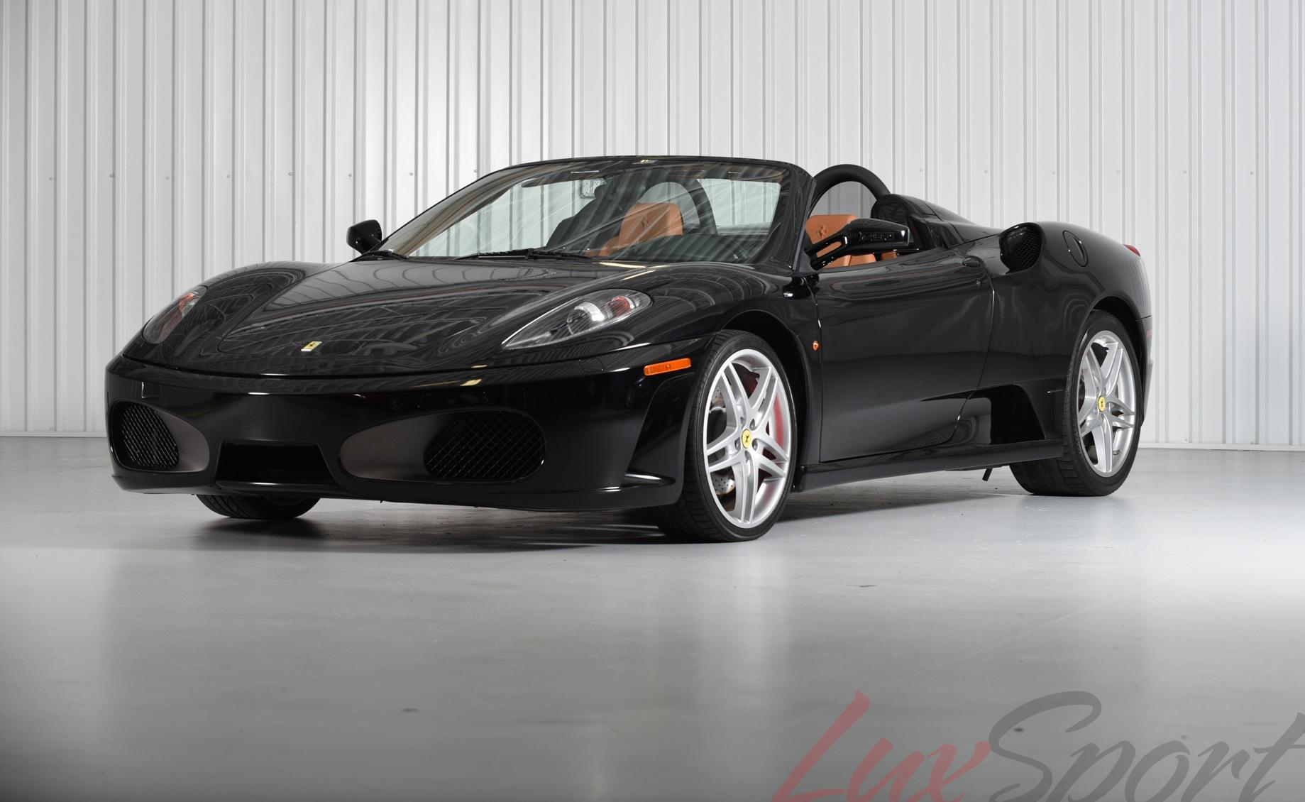 2006 Ferrari F430 Spider Stock 2006106 For Sale Near Syosset Ny Ny Ferrari Dealer