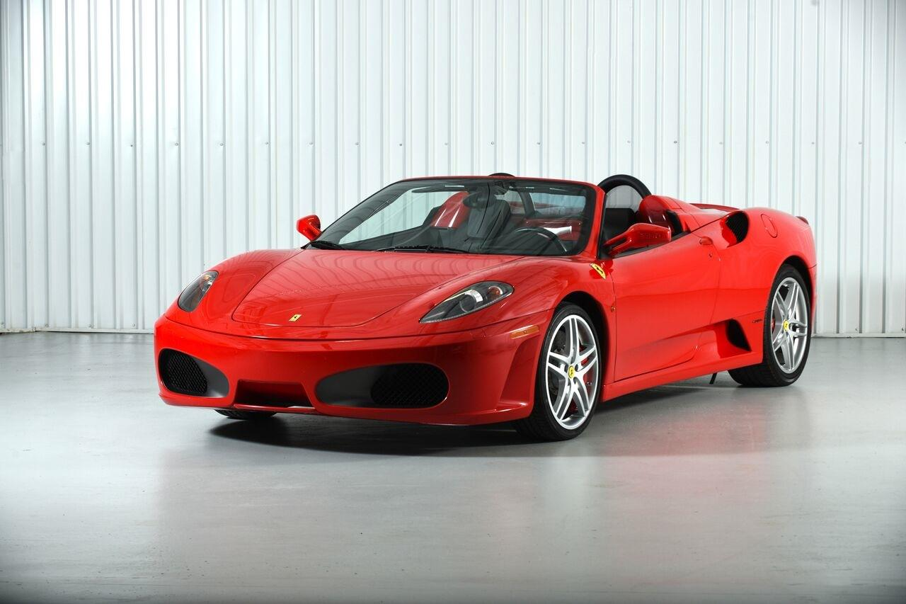 Used 2006 ferrari f430 spider f1 spider new hyde park ny