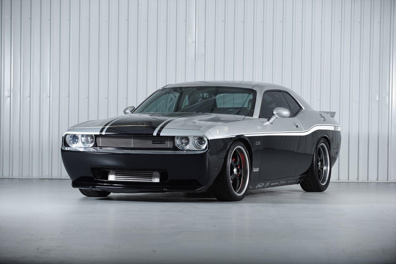 2008 Dodge Challenger Srt 8 G5 R Custom Car Srt8 Stock 2008101 For