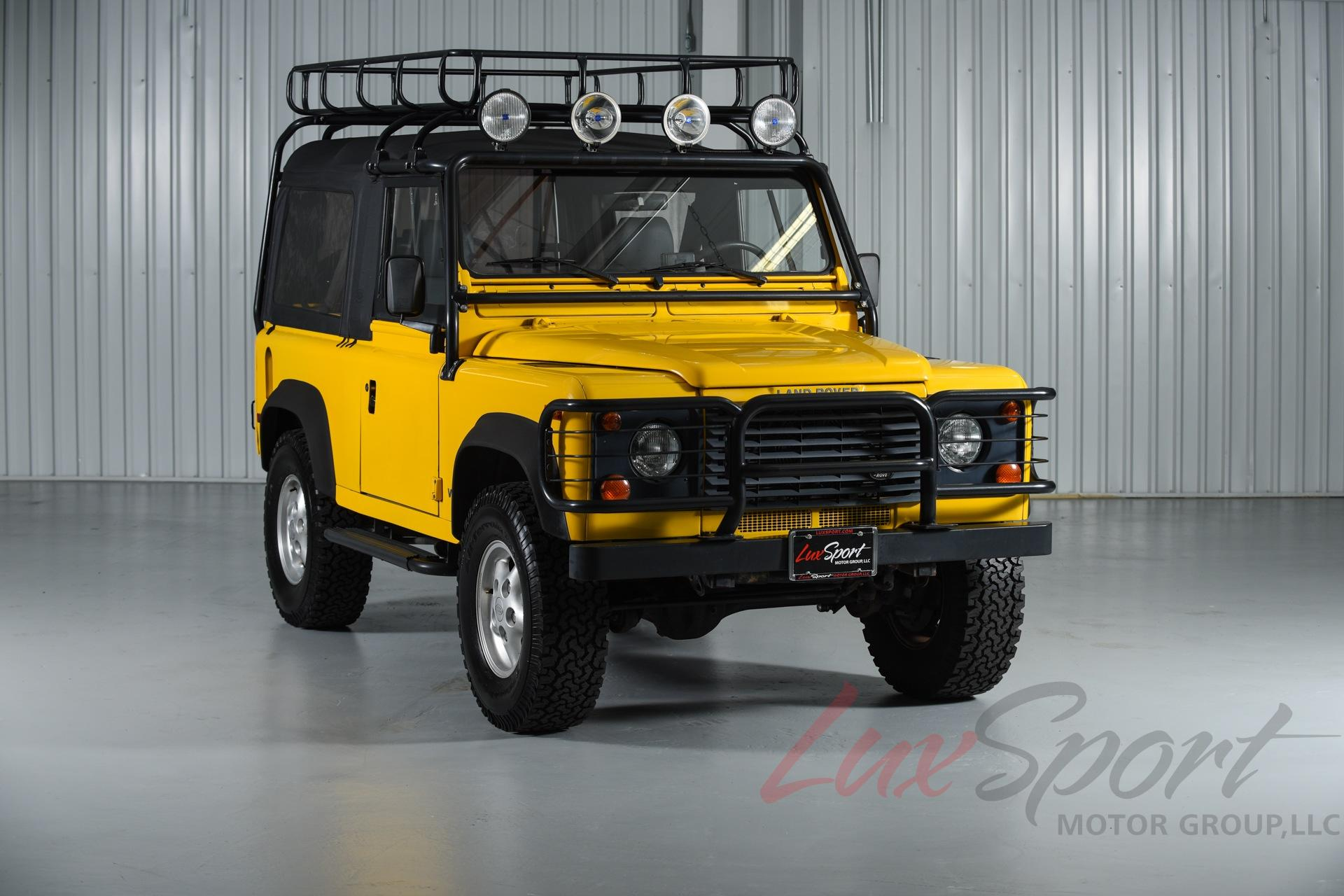 1997 land rover defender 90 90 stock 1997133 for sale near new hyde park ny ny land rover - Land rover garage near me ...