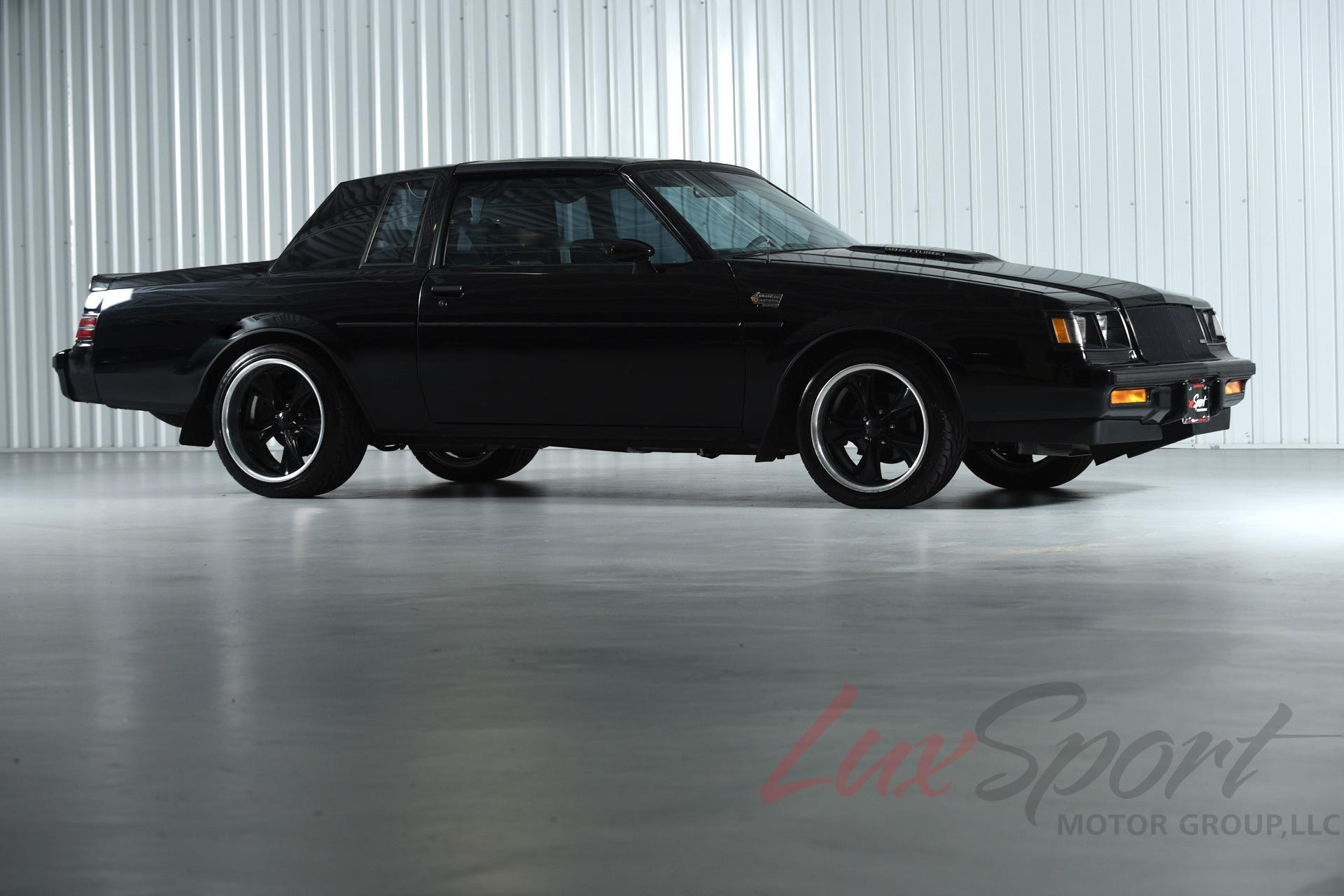 1987 buick grand national turbo coupe grand national turbo stock 1987145 for sale near new. Black Bedroom Furniture Sets. Home Design Ideas