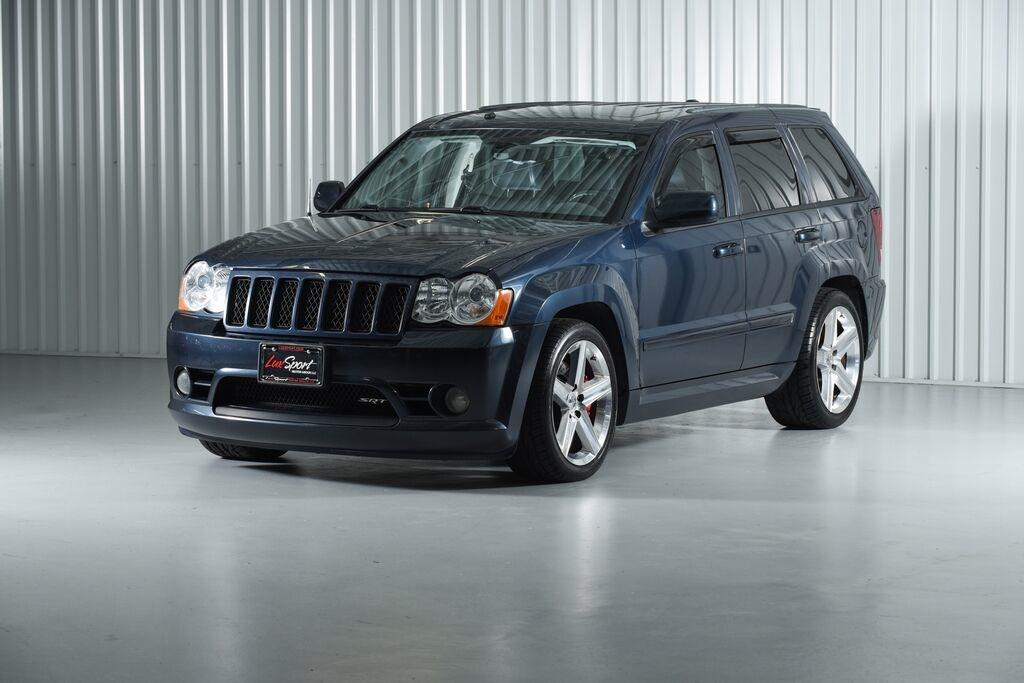2008 jeep grand cherokee srt8 srt8 stock 2008101 for sale near new hyde park ny ny jeep dealer. Black Bedroom Furniture Sets. Home Design Ideas