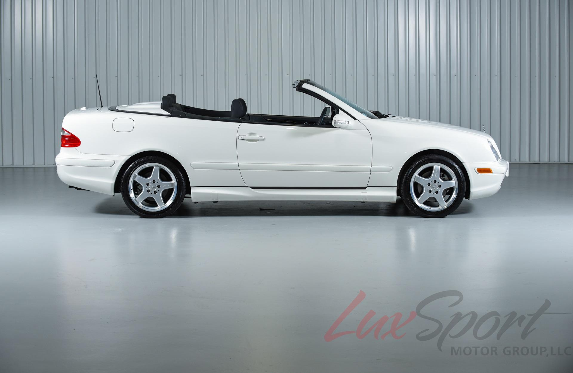 2002 mercedes benz clk430 convertible clk430 stock for Mercedes benz for sale ny