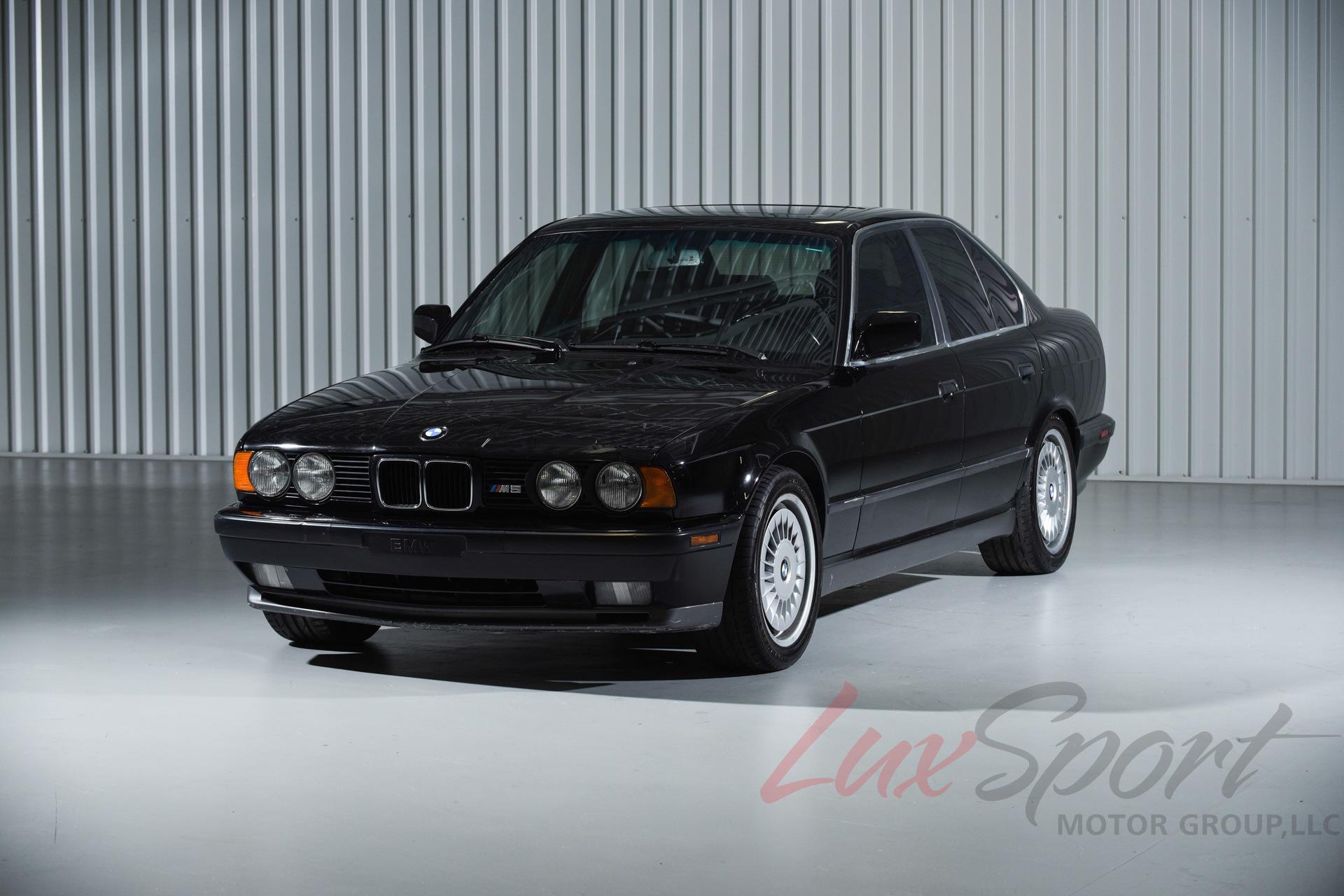 1991 BMW M5 Sedan Stock A for sale near New Hyde Park NY