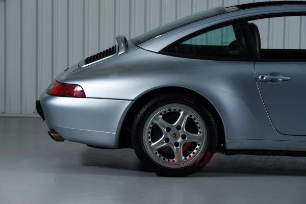 Used 1996 Porsche 993 Carrera 2 Targa Carrera | New Hyde Park, NY