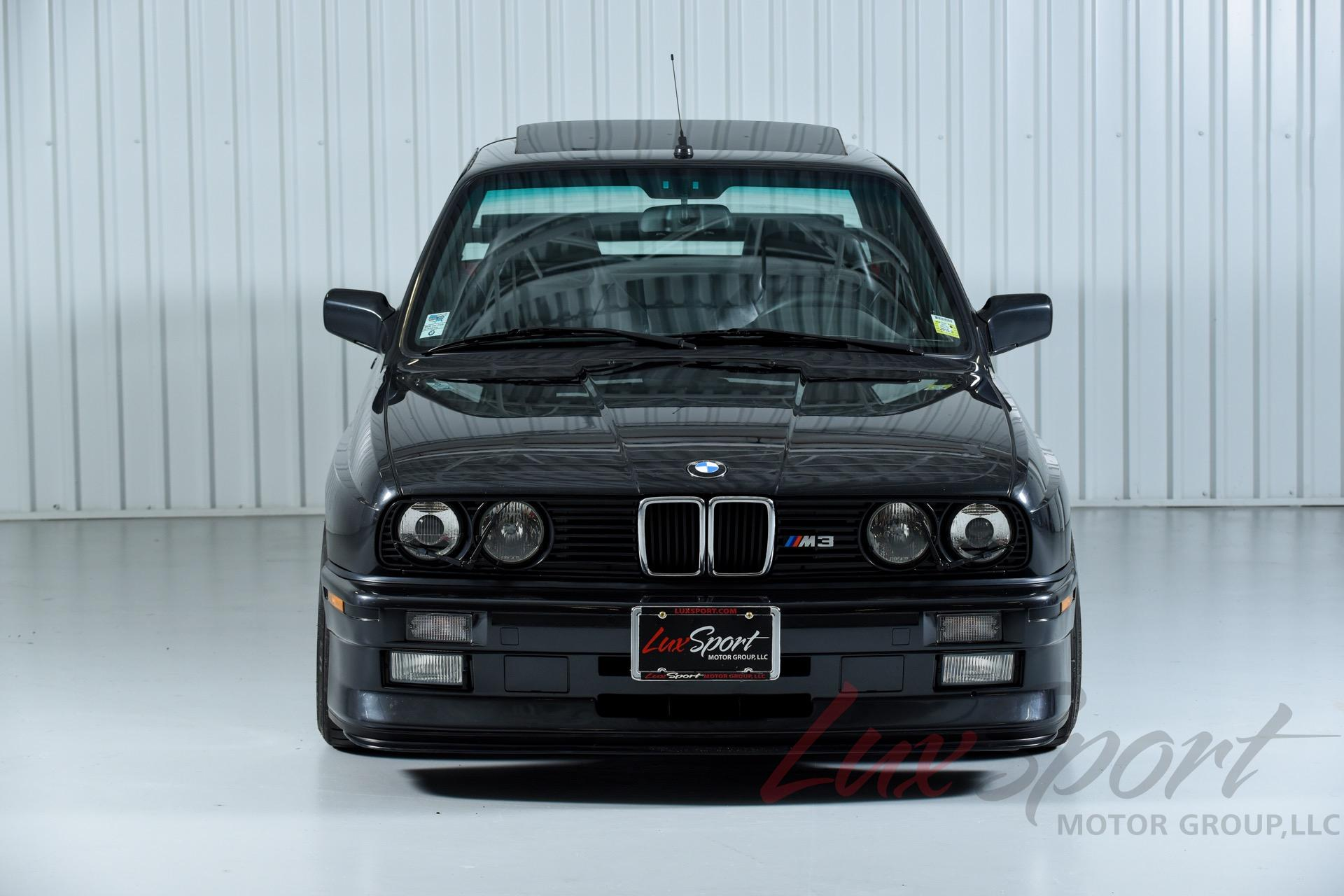 1988 Bmw E30 M3 Coupe Stock 1988150a For Sale Near New Hyde Park Ny Ny Bmw Dealer