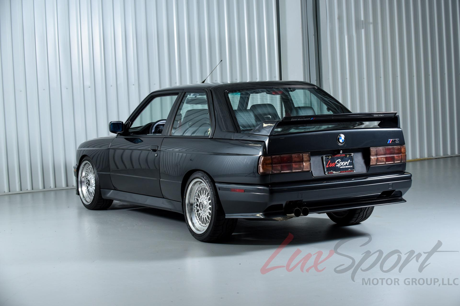 1988 bmw e30 m3 coupe stock 1988150a for sale near new. Black Bedroom Furniture Sets. Home Design Ideas