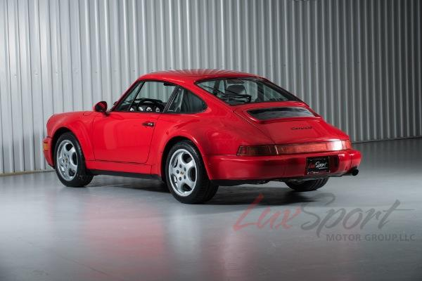 Used 1994 Porsche 964 Carrera 4 Widebody Coupe Wide Body | Syosset, NY