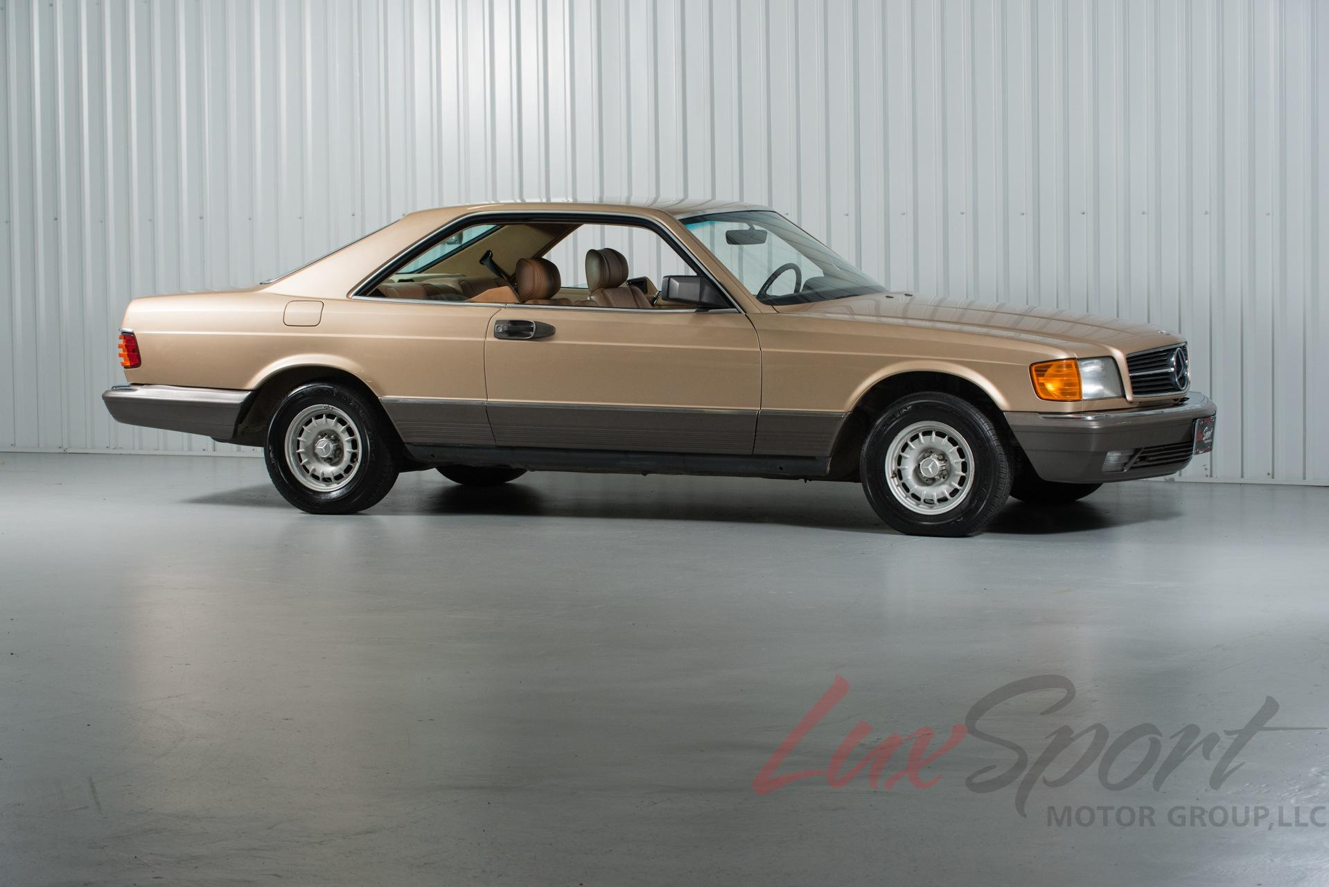 1983 mercedes benz 500sec coupe stock 1985103 for sale for Mercedes benz for sale ny