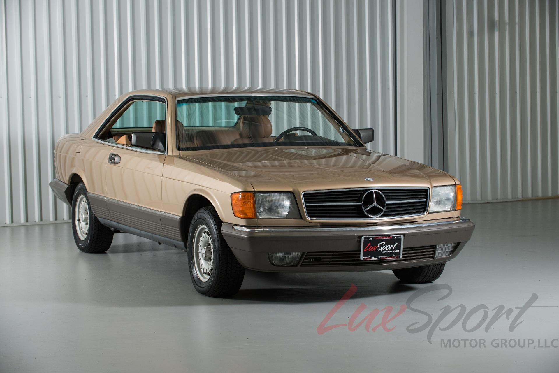 1983 mercedes benz 500sec coupe stock 1985103 for sale for How to buy mercedes benz stock