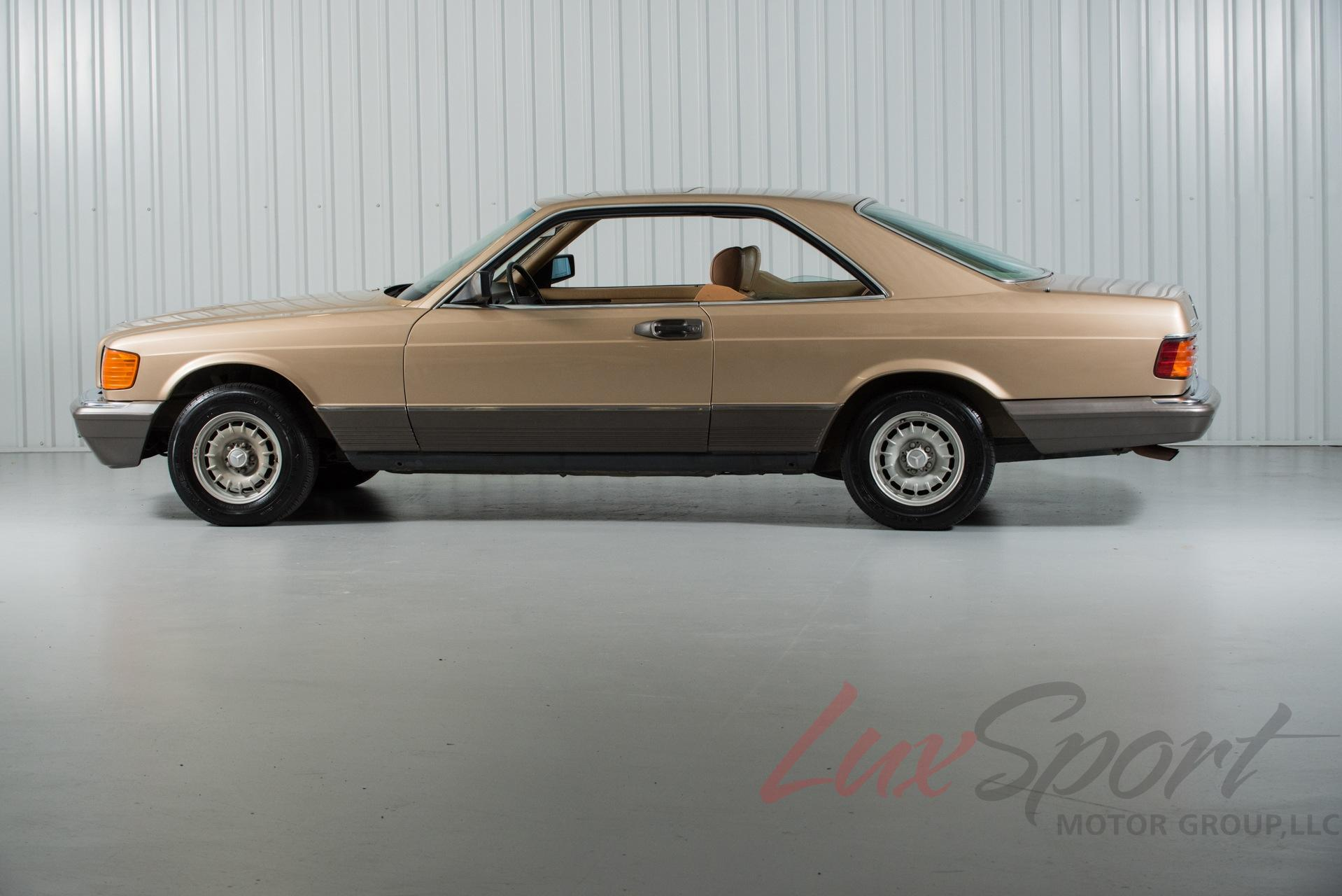 1983 mercedes benz 500sec coupe stock 1985103 for sale for Mercedes benz 1983