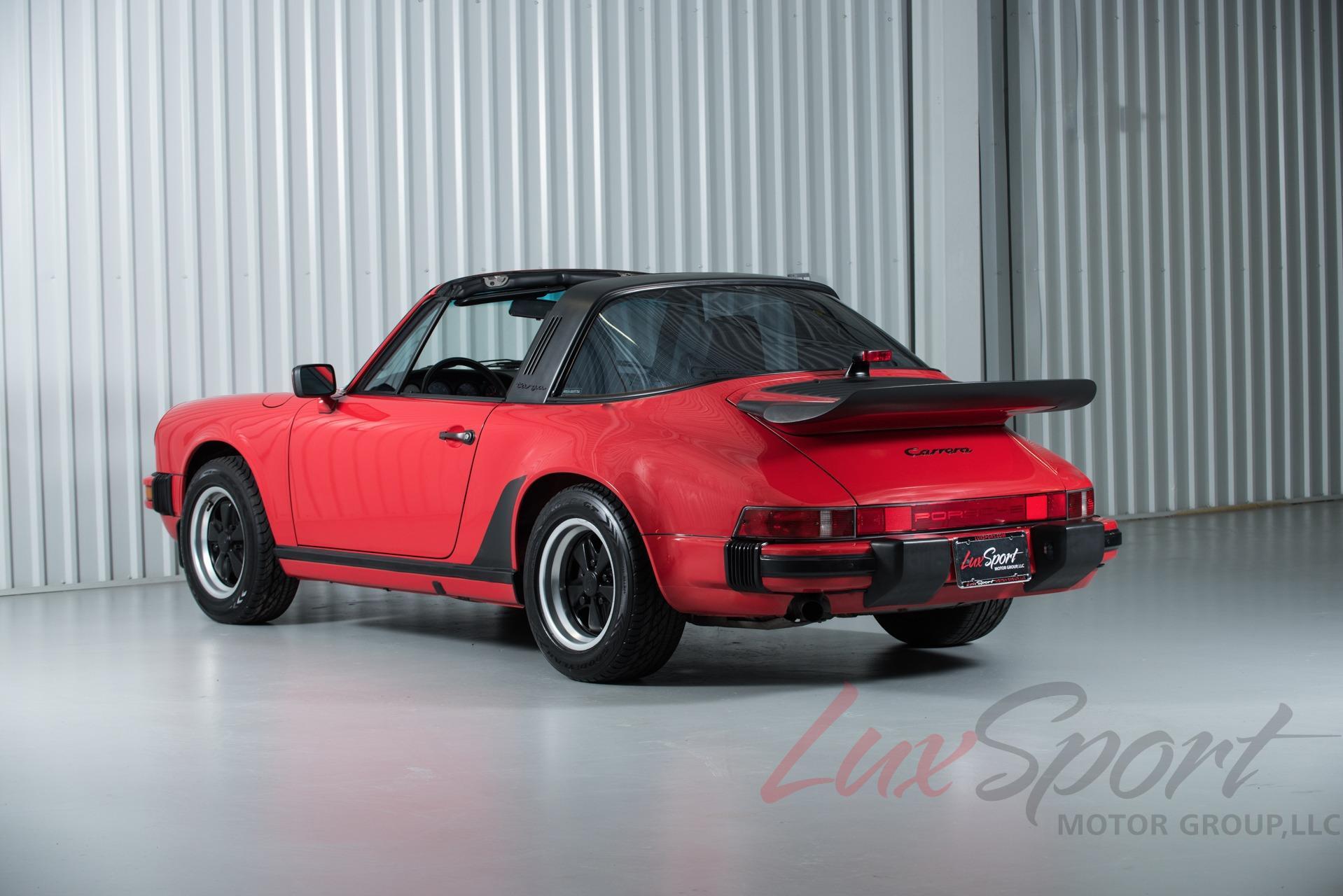 1987 porsche 911 carrera targa carrera stock 1987150a. Black Bedroom Furniture Sets. Home Design Ideas