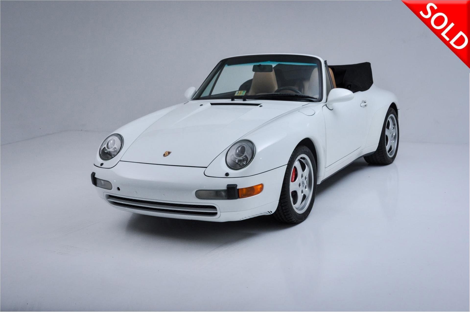 Used 1995 Porsche 993 Carrera 2 Cabriolet Carrera 2 | New Hyde Park, NY
