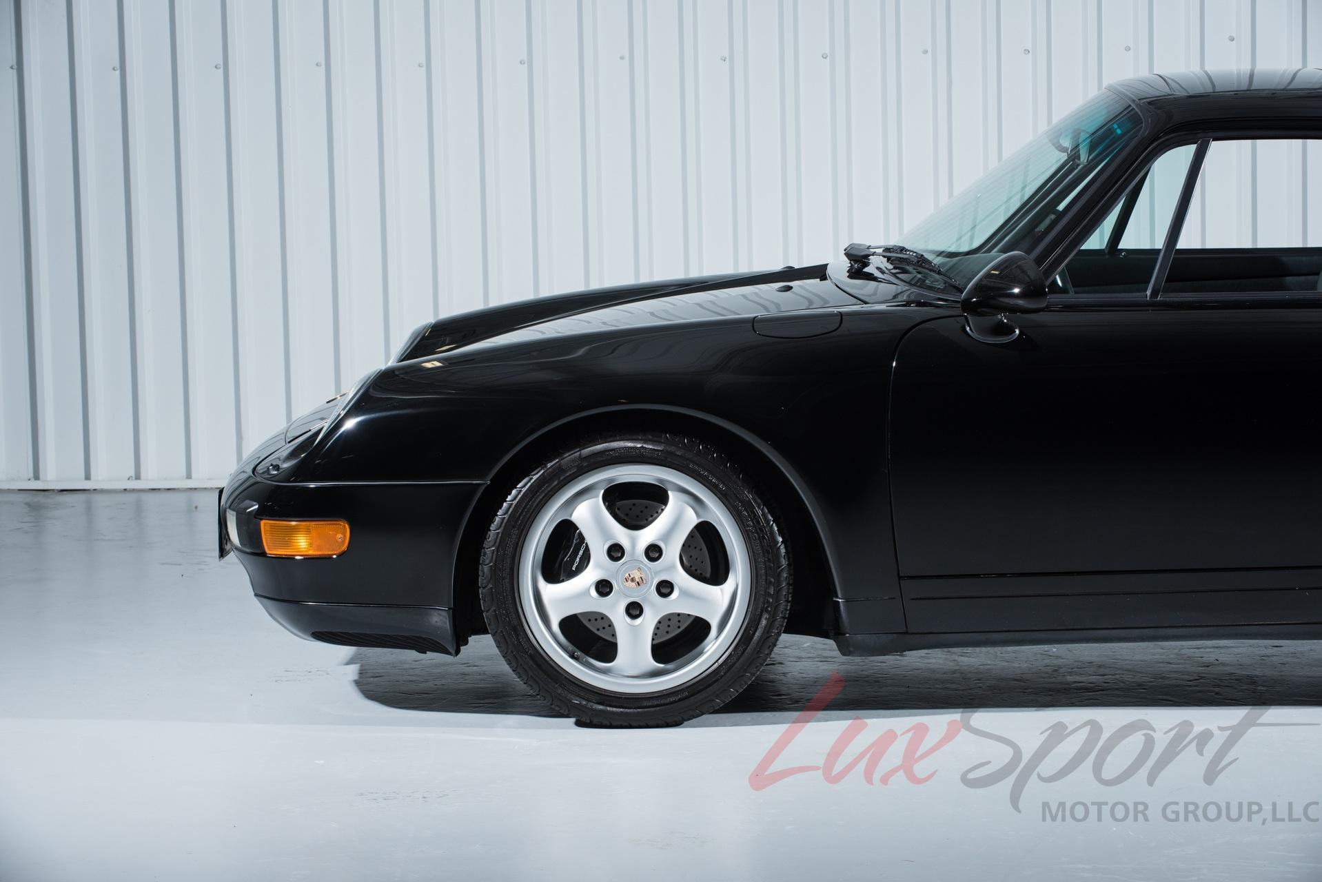 Used 1996 Porsche 993 Carrera 2 Coupe  | New Hyde Park, NY
