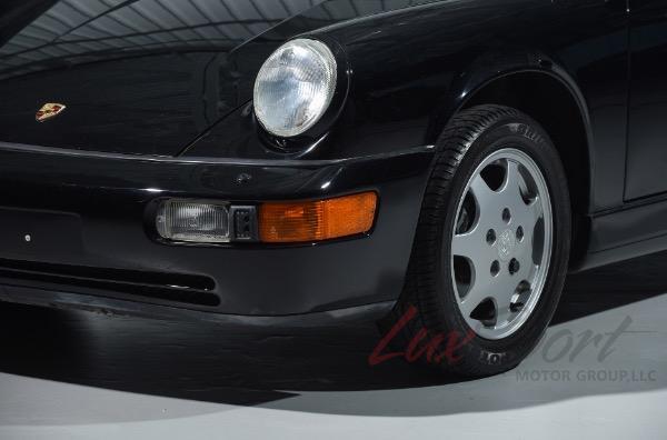 Used 1990 Porsche 964 Carrera 4 Cabriolet Carrera | New Hyde Park, NY