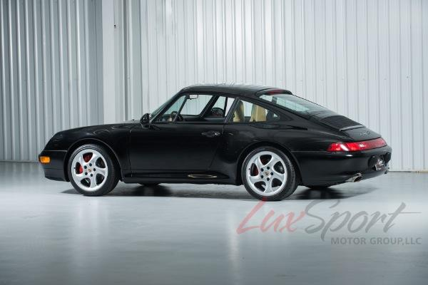 Used 1996 Porsche 993 Carrera 4S Coupe Carrera 4S | New Hyde Park, NY