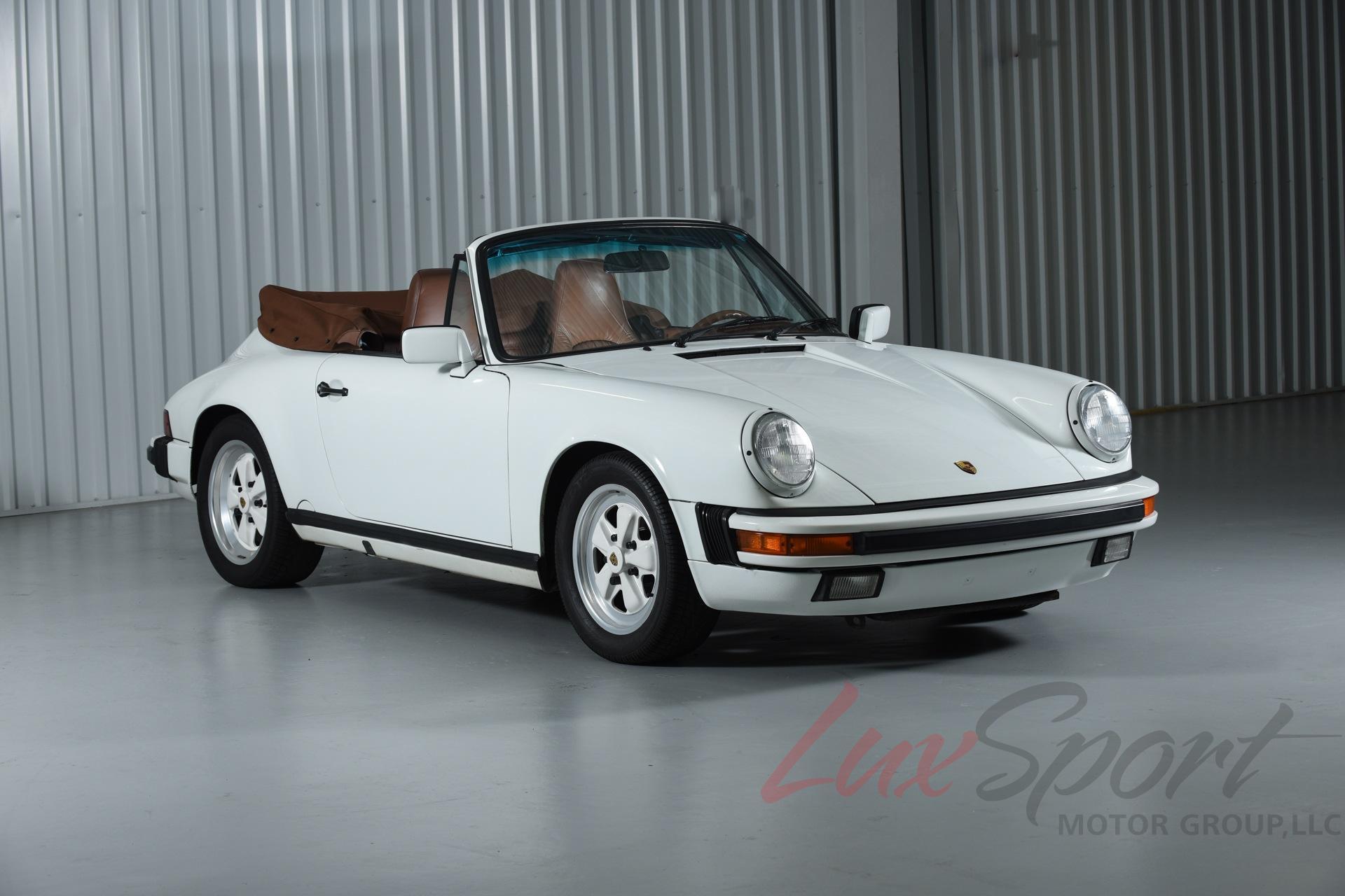 1988 porsche 911 carrera cabriolet carrera stock 1988130a for sale near new hyde park ny ny. Black Bedroom Furniture Sets. Home Design Ideas