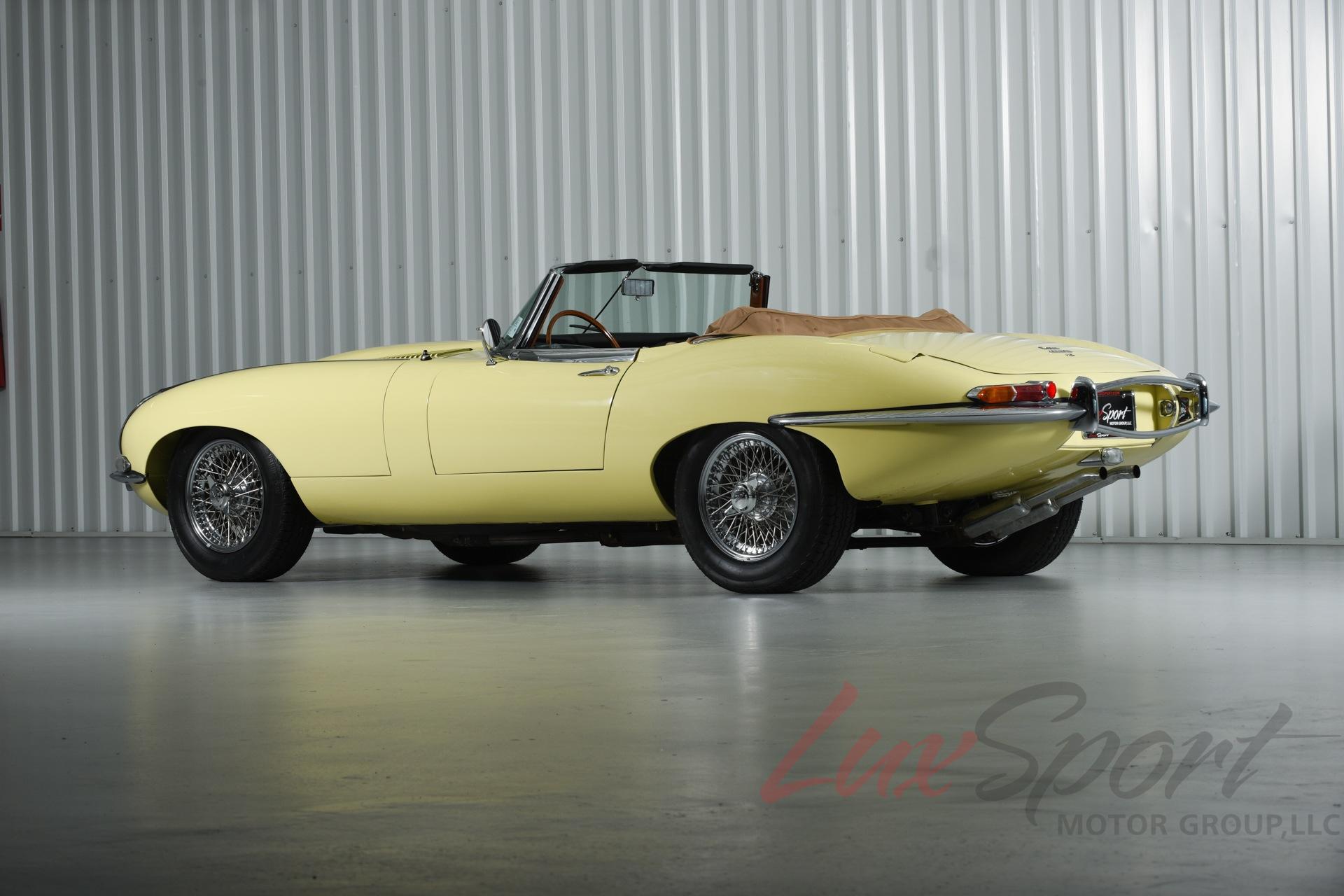Used 1967 Jaguar XKE Series 1 Convertible | New Hyde Park, NY