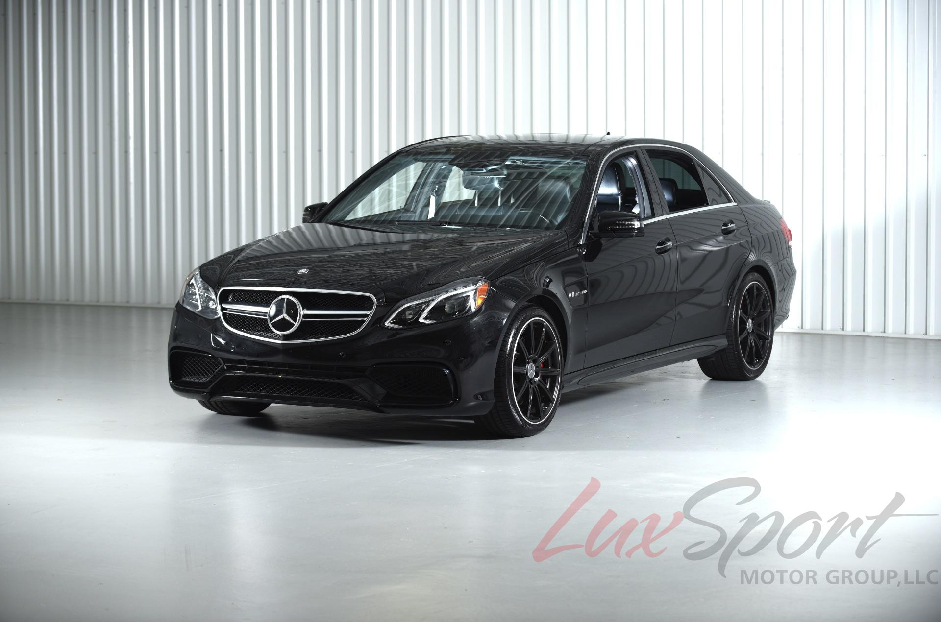 Used 2014 Mercedes-Benz E63 AMG S-Model  | New Hyde Park, NY