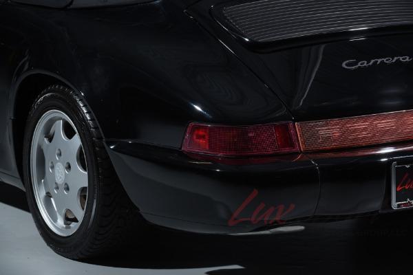 Used 1990 Porsche 964 Carrera 4 Cabriolet Carrera 4 | New Hyde Park, NY