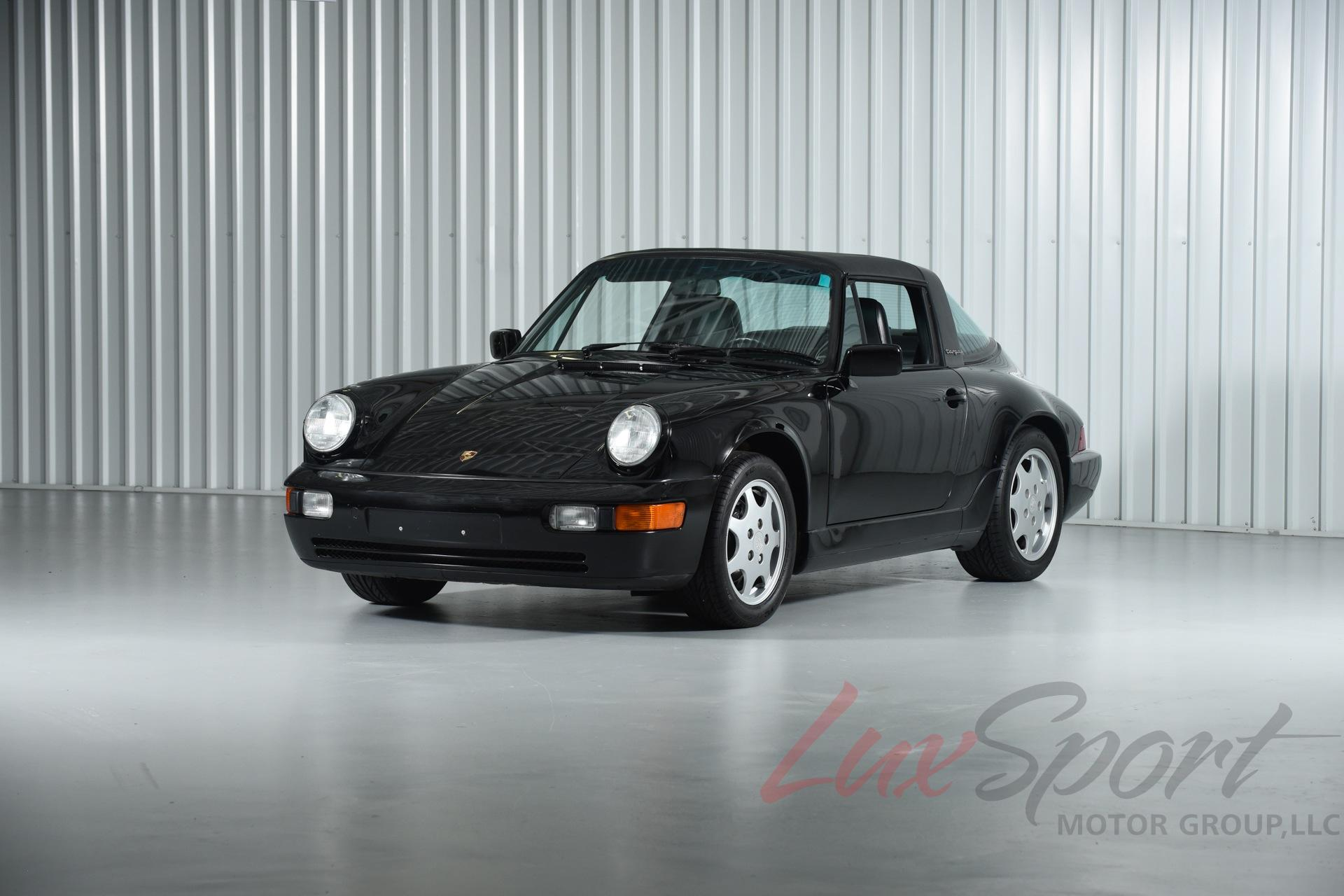 1990 Porsche 964 Carrera 2 Targa Stock 1990142 For Sale